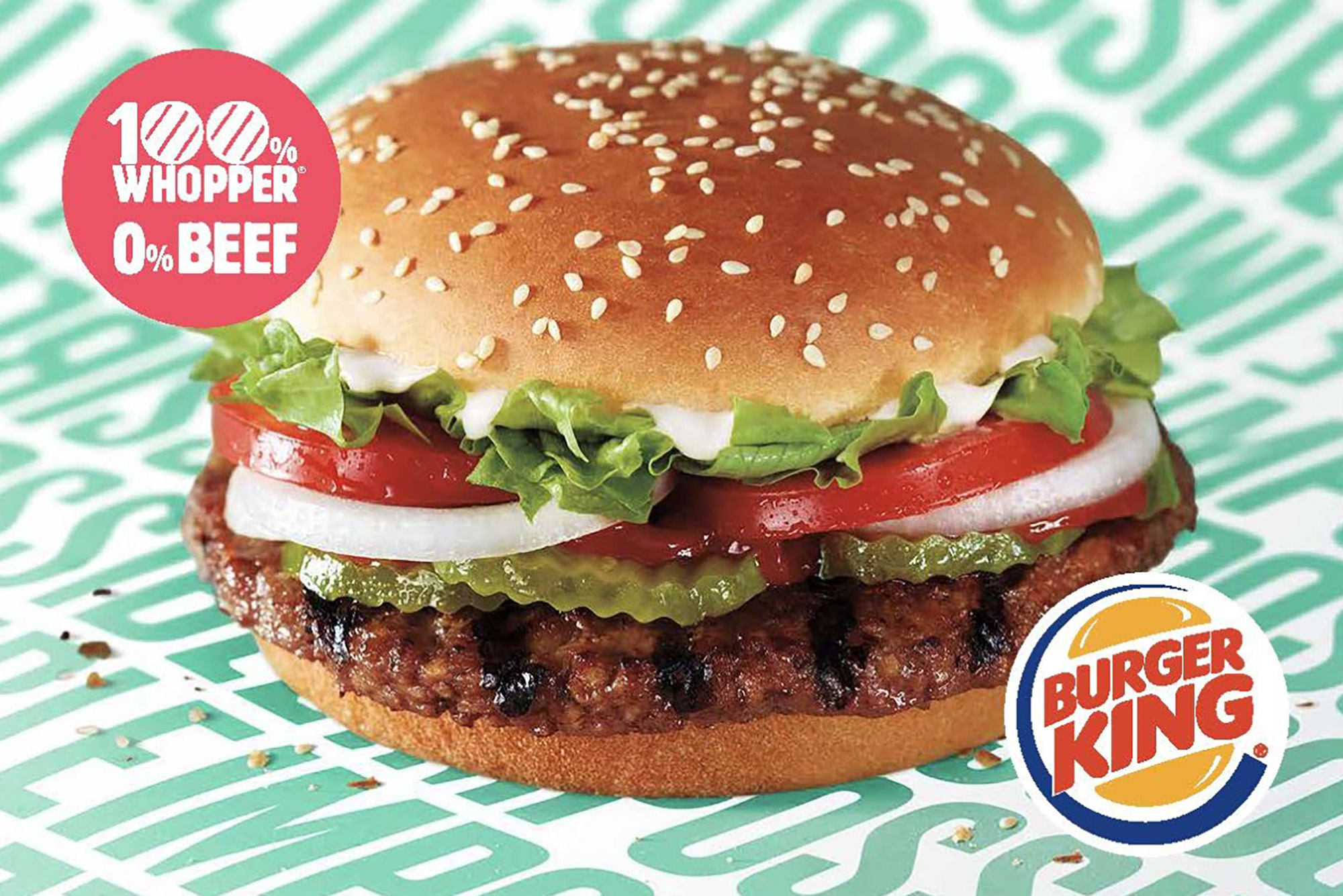 impossible whopper-burger king
