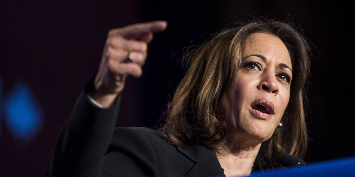 Kamala Harris At Town Hall Cyber Attacks Will Be A War Without Blood Fortune