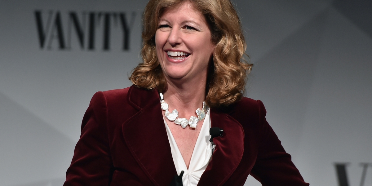How the Death of Her Father Set Fidelity's Kathy Murphy On Her Career Path