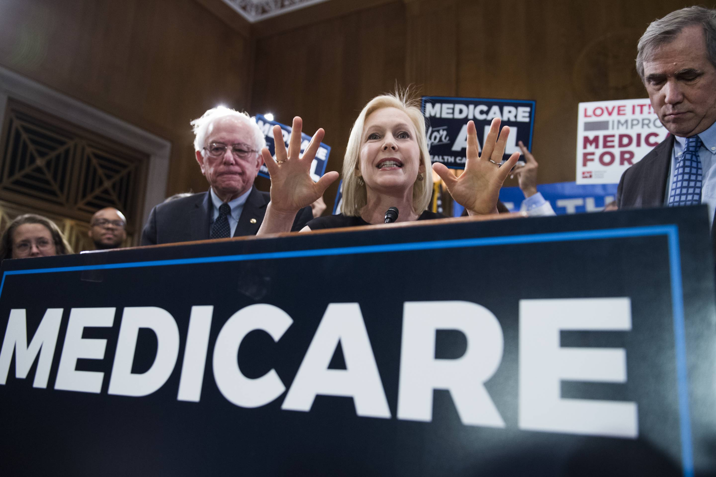 Medicare for All Act of 2019