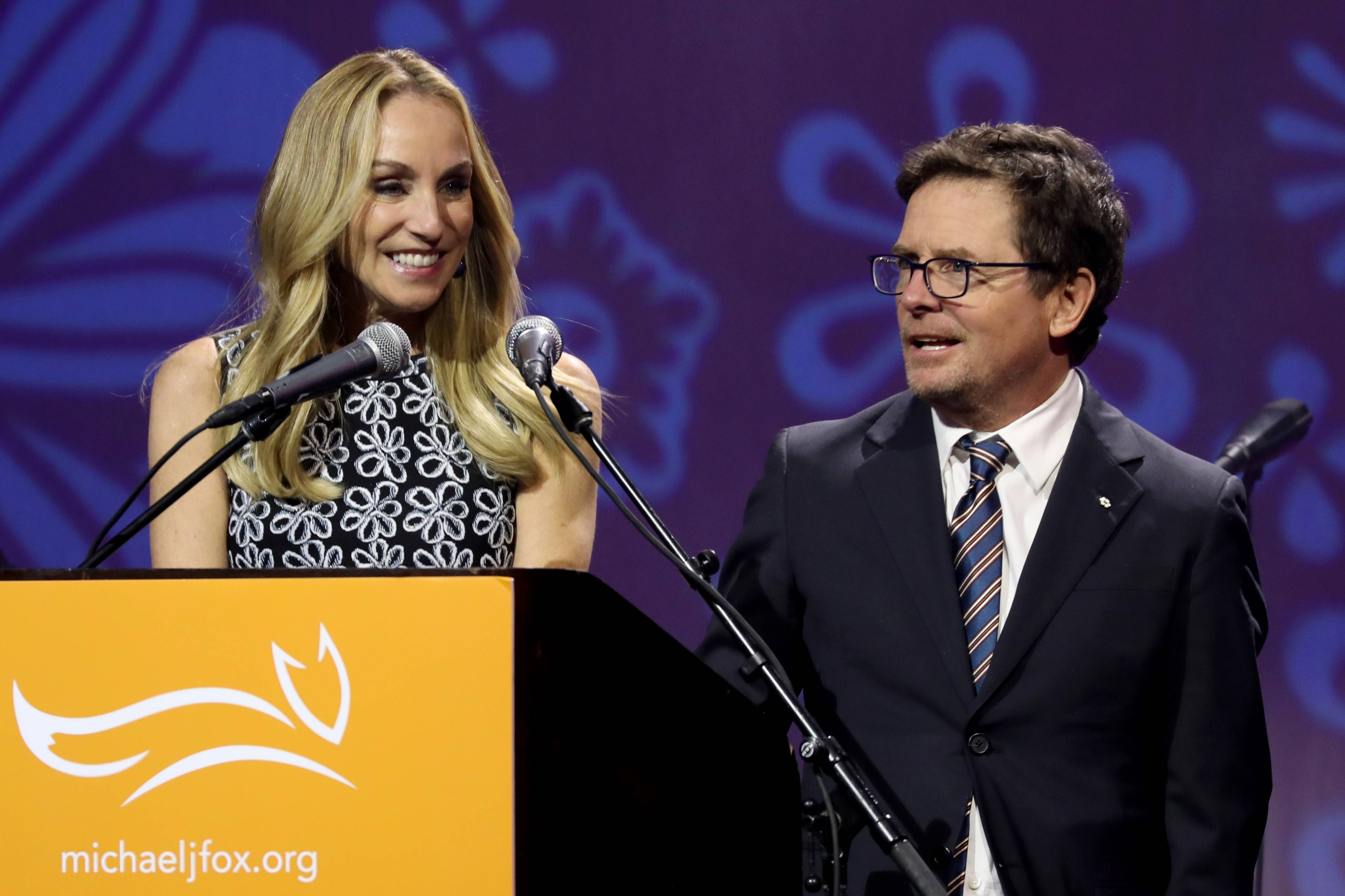 Michael J Fox 23andMe Parkinsons
