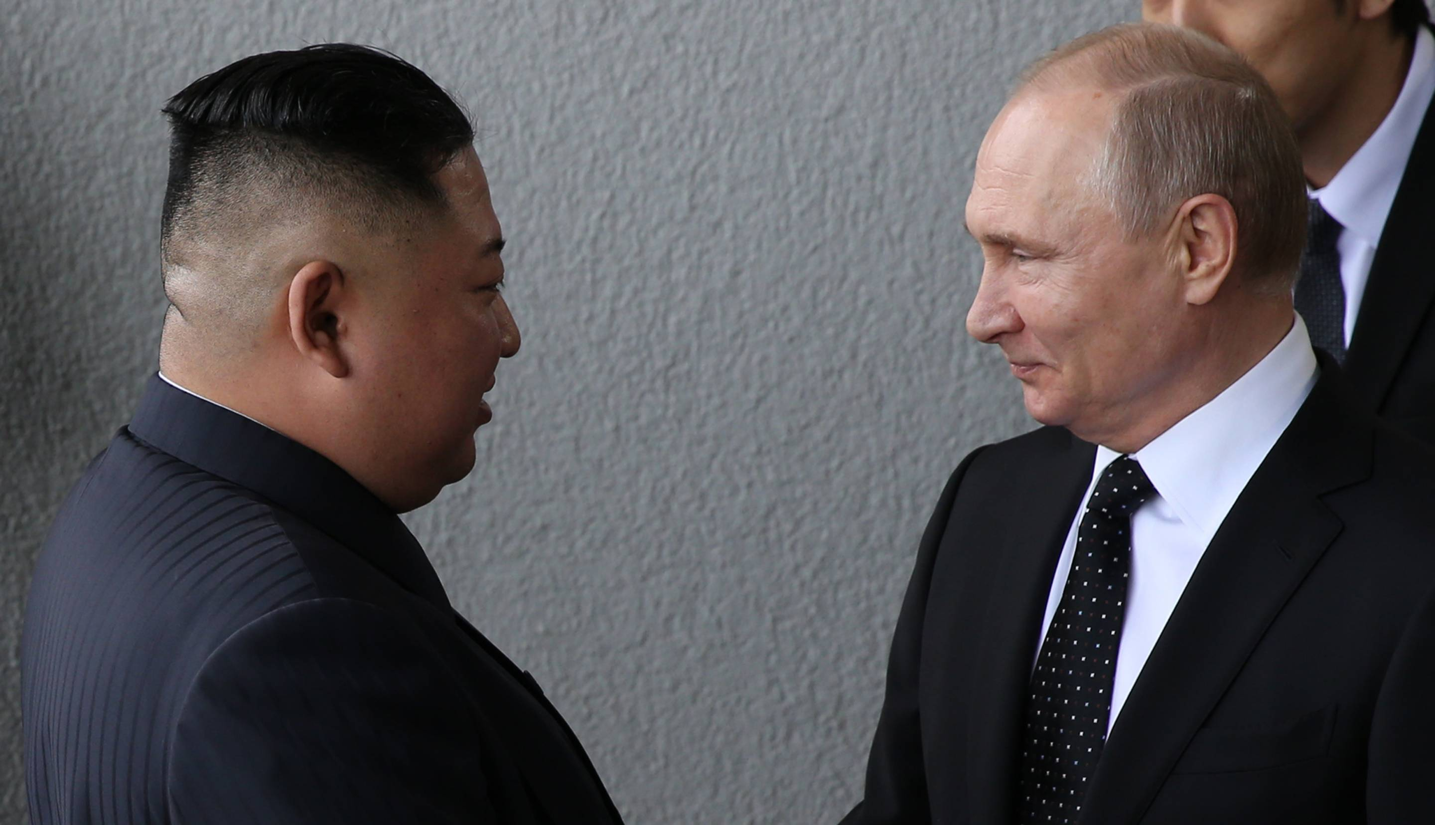 Kim Jong Un Just Asked Putin For Help Dealing With Trump Fortune