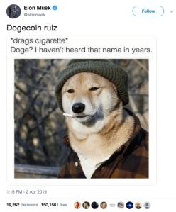 The Ledger: Bitcoin Price, Elon Musk for Dogecoin CEO, Cardano | Fortune