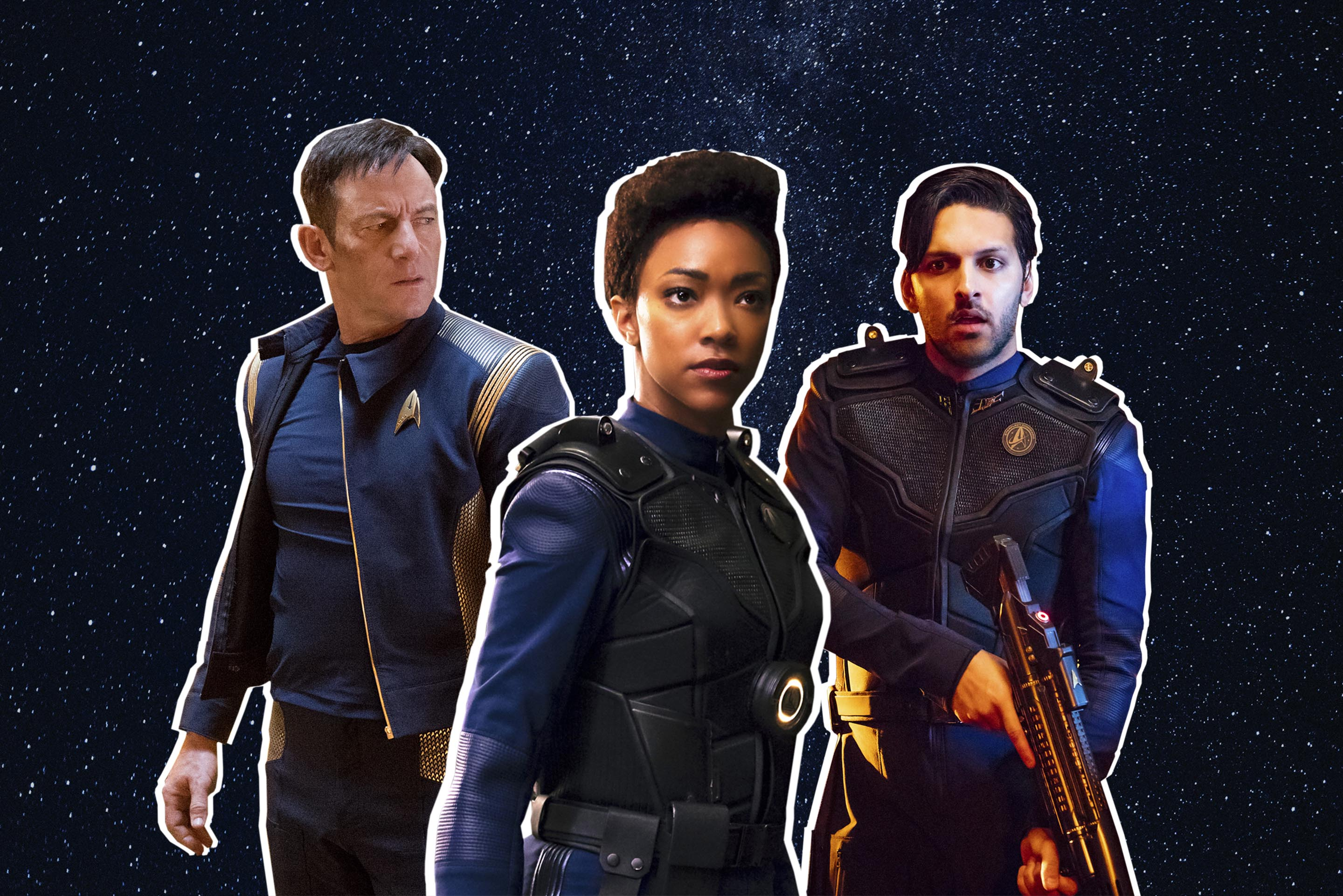 Star Trek Discovery Series