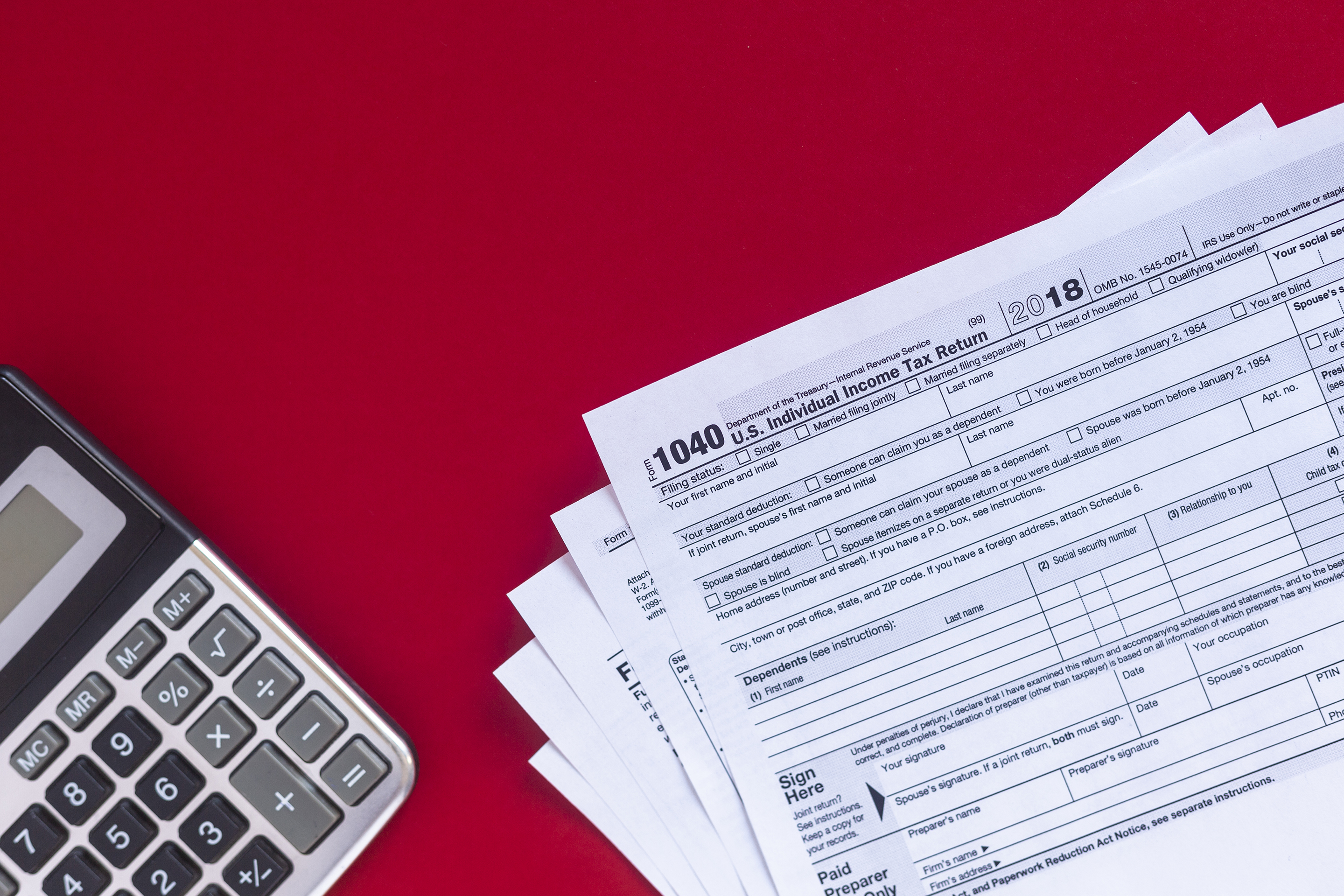 How to file an extension on your 2018 taxes