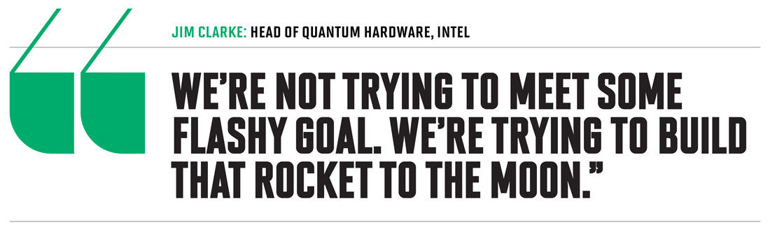 Business Bets on a Quantum Leap | Fortune