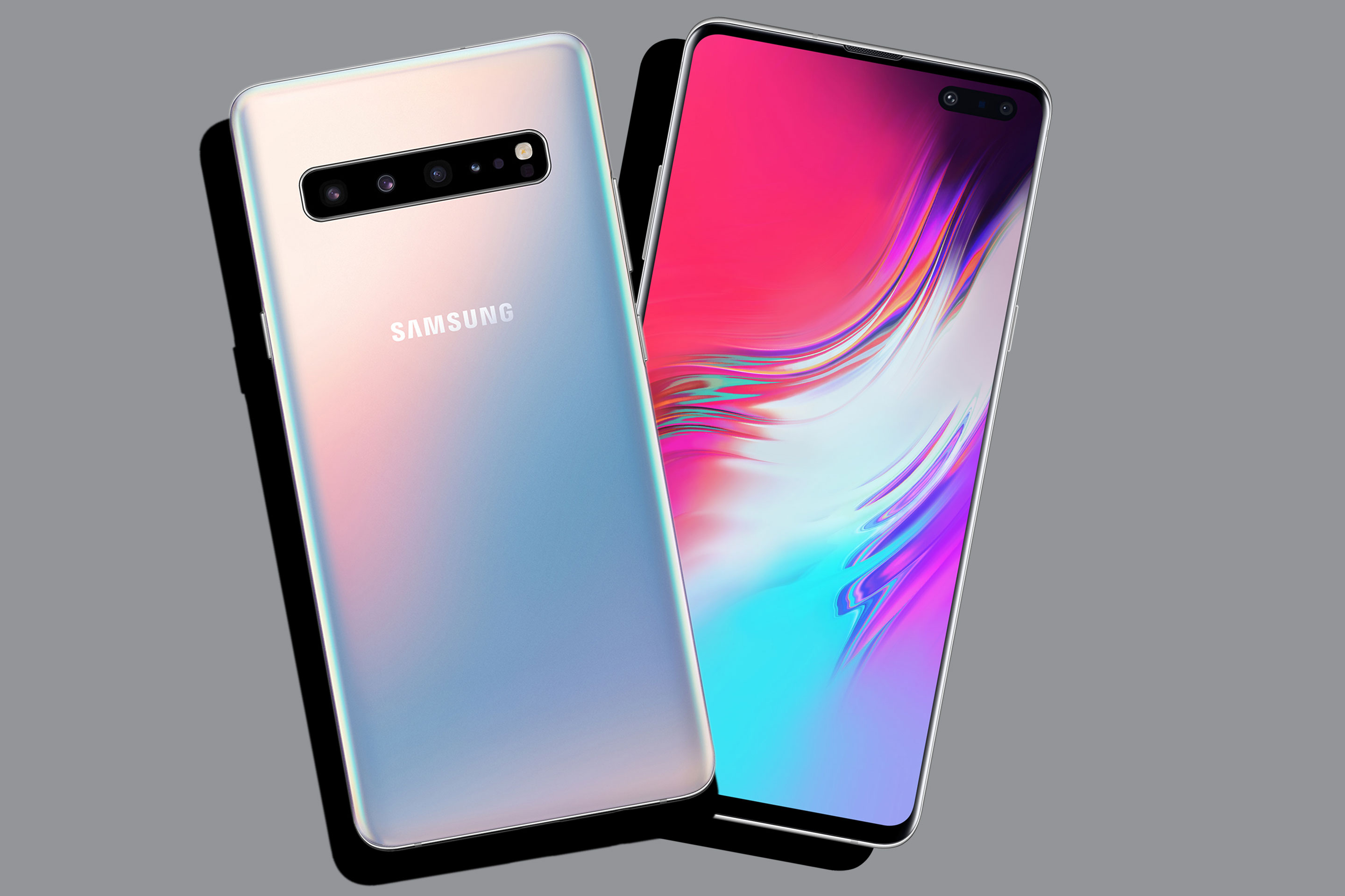 Samsung's Galaxy S10 – 5G phones