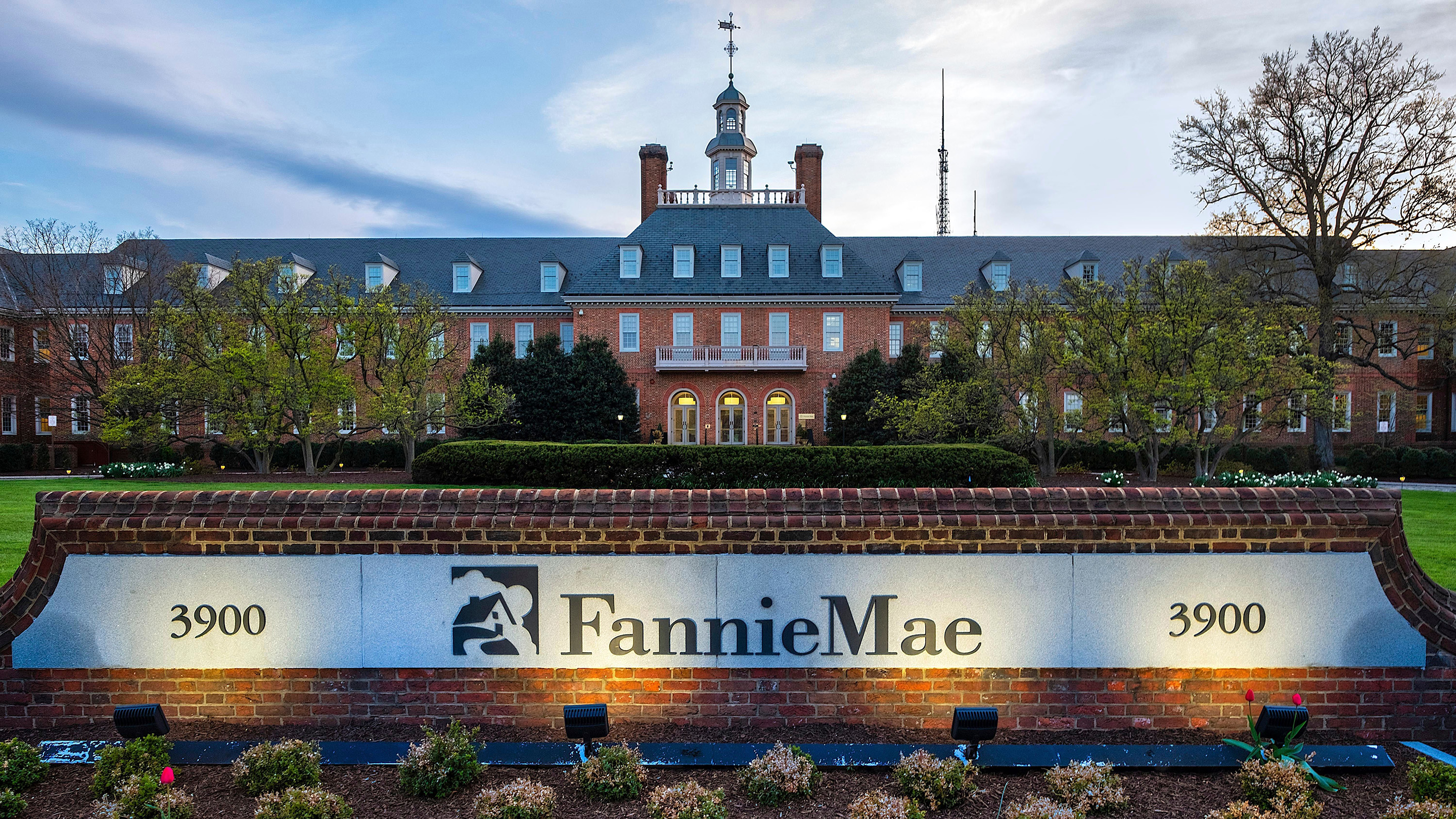 Fannie Mae Headquarters, Washington, USA - 21 Apr 2018
