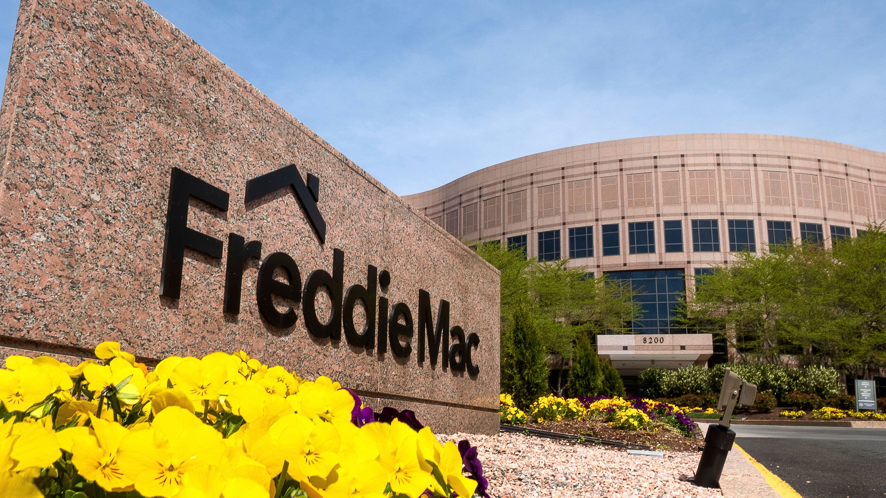 Freddie Mac Headquarters, McLean, USA - 21 Apr 2018
