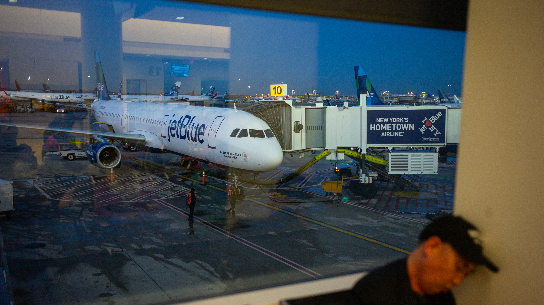 JetBlue Airways At JFK AirportF500 2019-JetBlue Airways