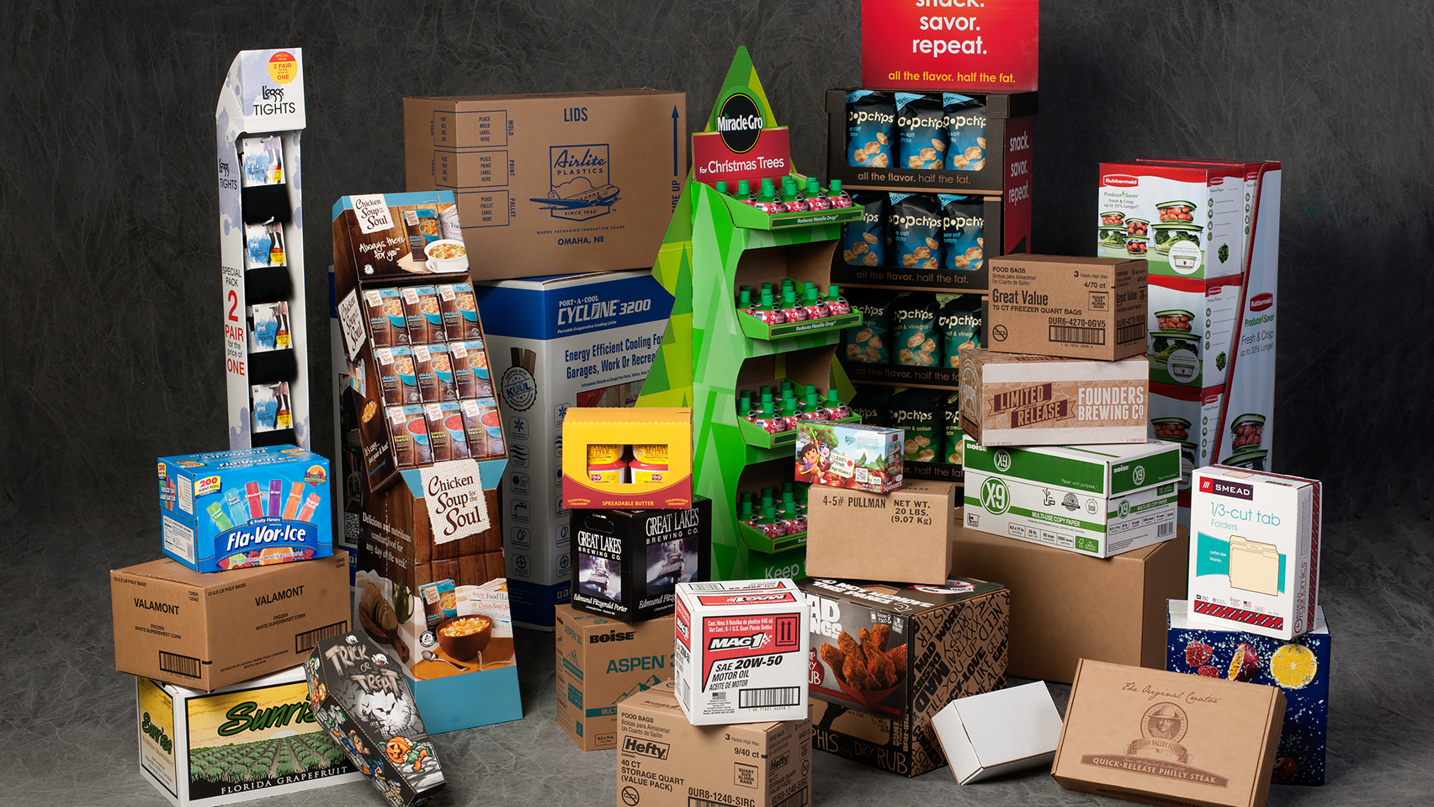 F500 2019-Packaging Corp of America
