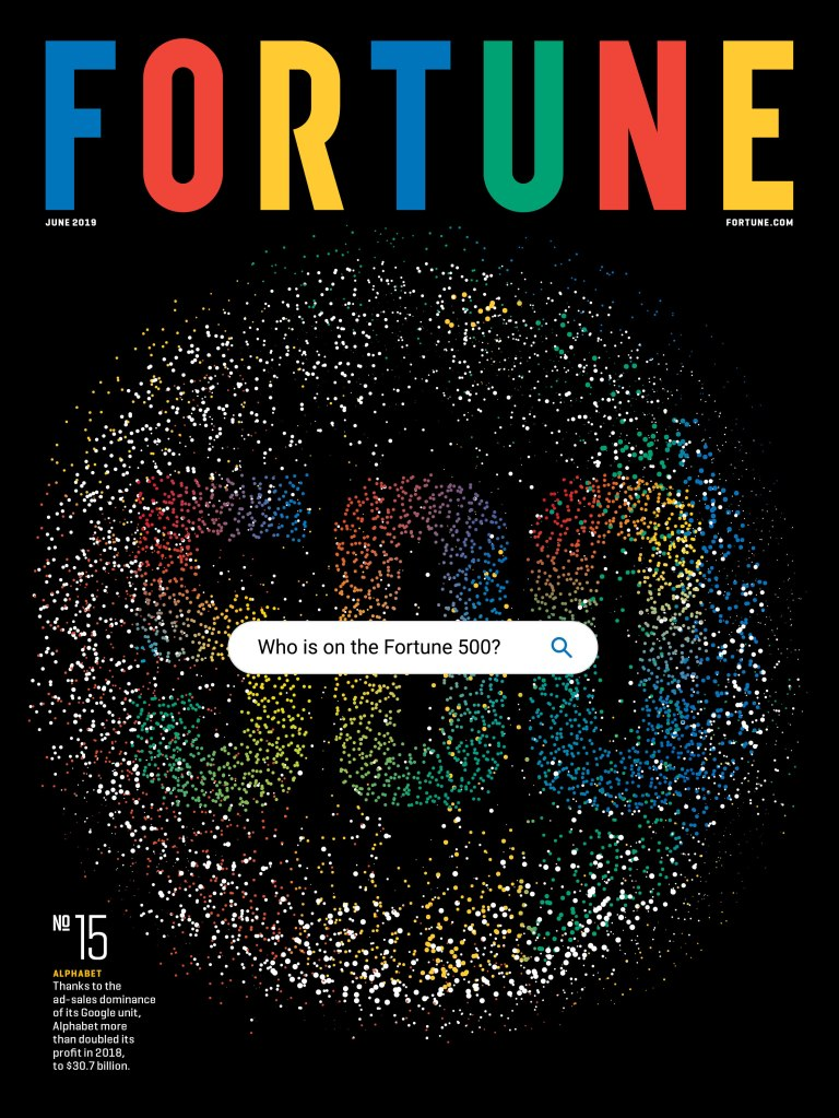 FOR0619-Fortune 500 2019-Alphabet Cover