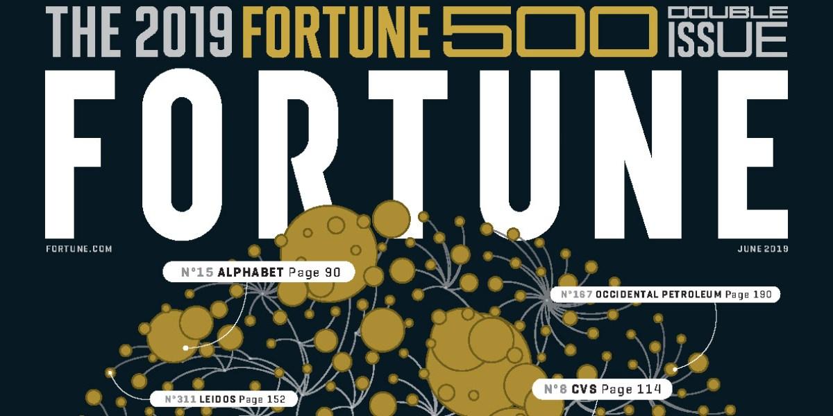 Fortune Magazine Masthead: June 1, 2019 (Vol. 179, No. 6)