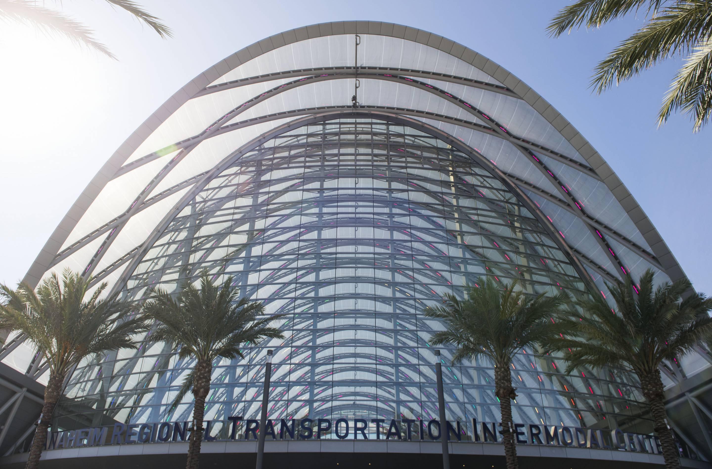Anaheim Transportation Center