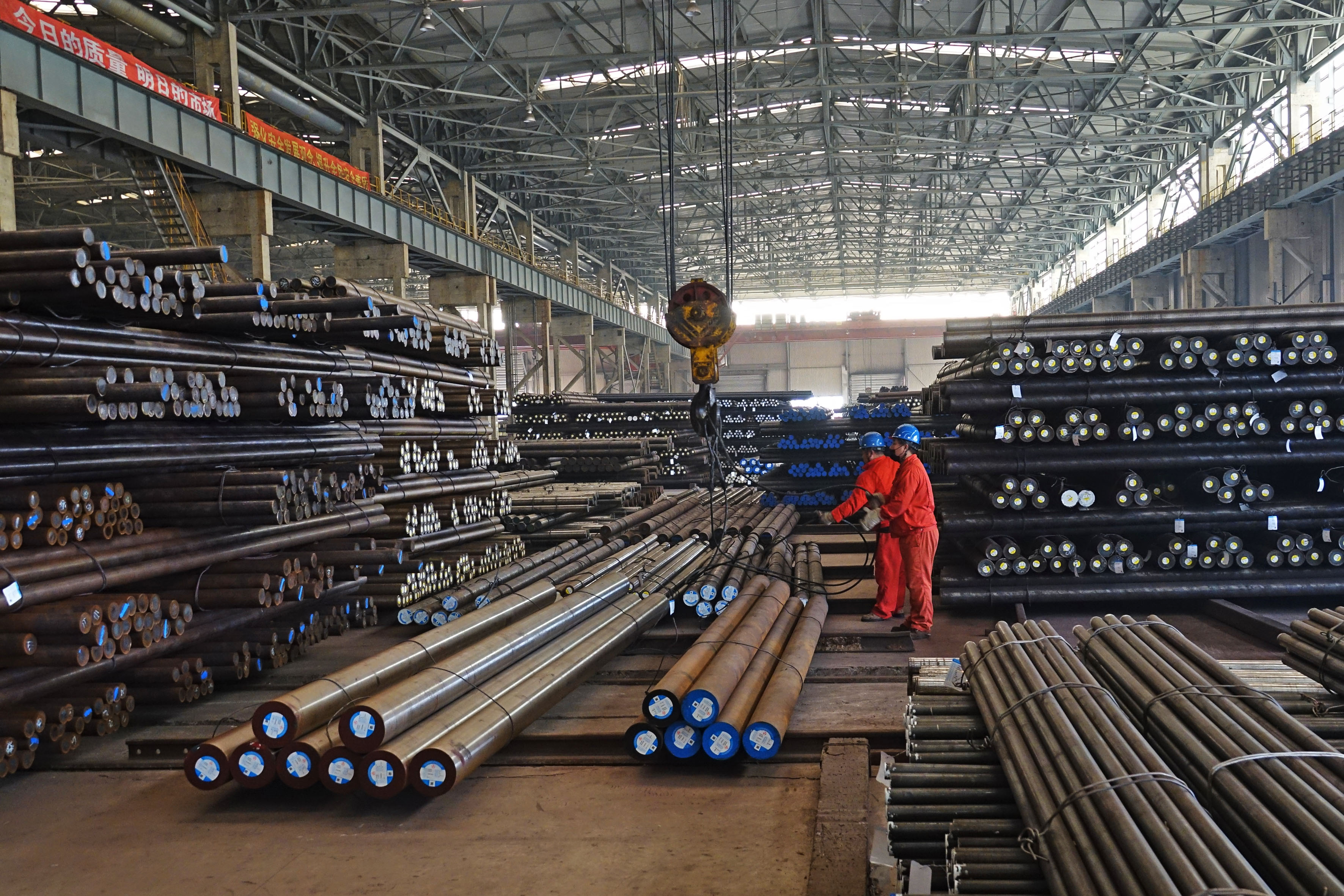 China's Industrial Enterprises Profits Increase From January To October