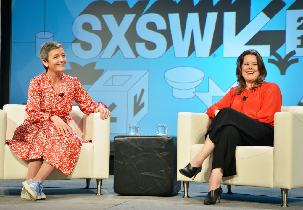 Featured Session: Fair Competition in a Digital World - 2019 SXSW Conference and Festivals