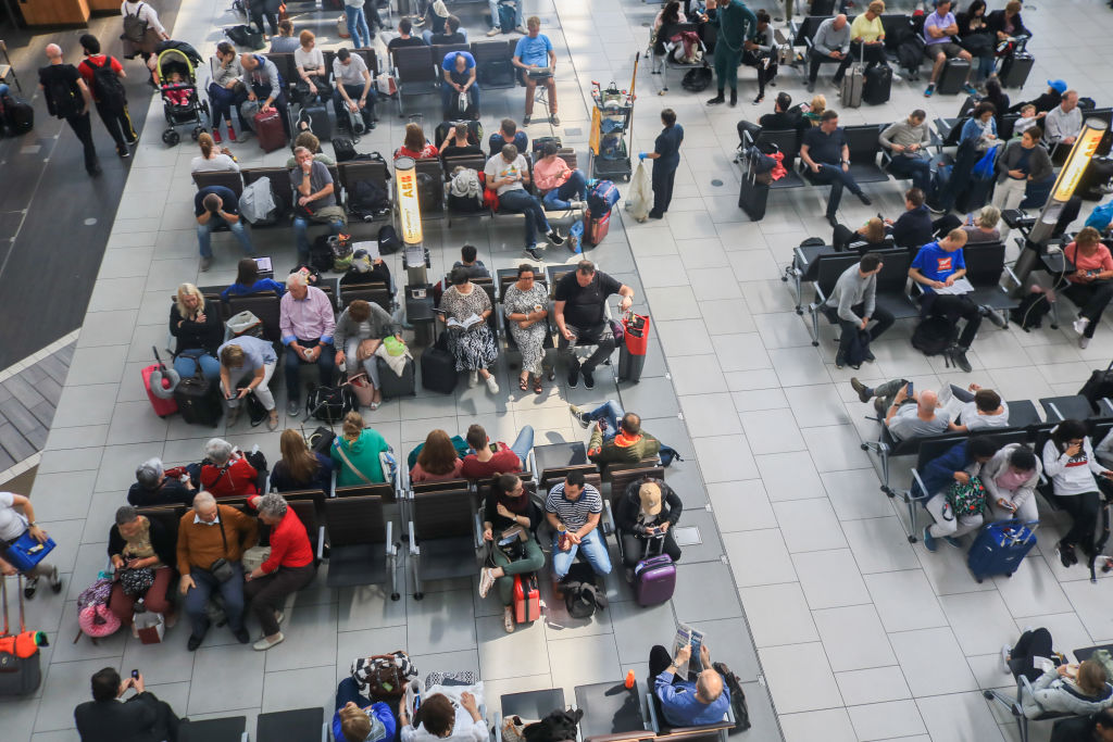 Heathrow Airport Announces Increased Passenger Numbers London-Britain