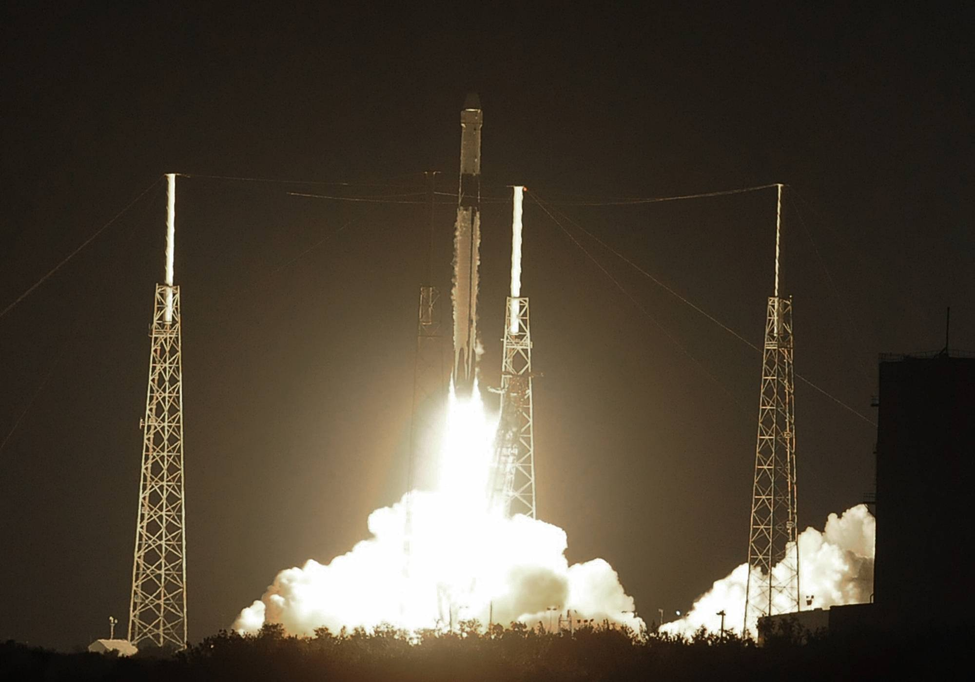 SpaceX Launches First Internet Satellites, But Viasat's Stock Jumps