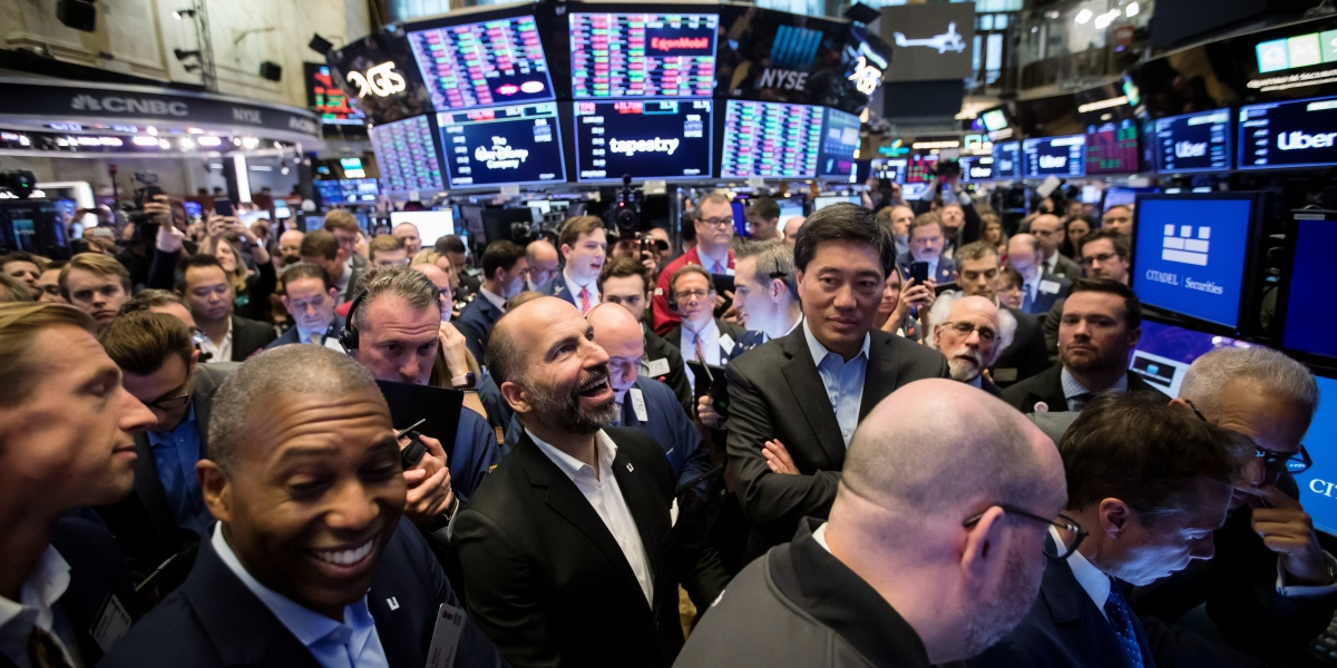 Was the Uber IPO a Success?: Term Sheet