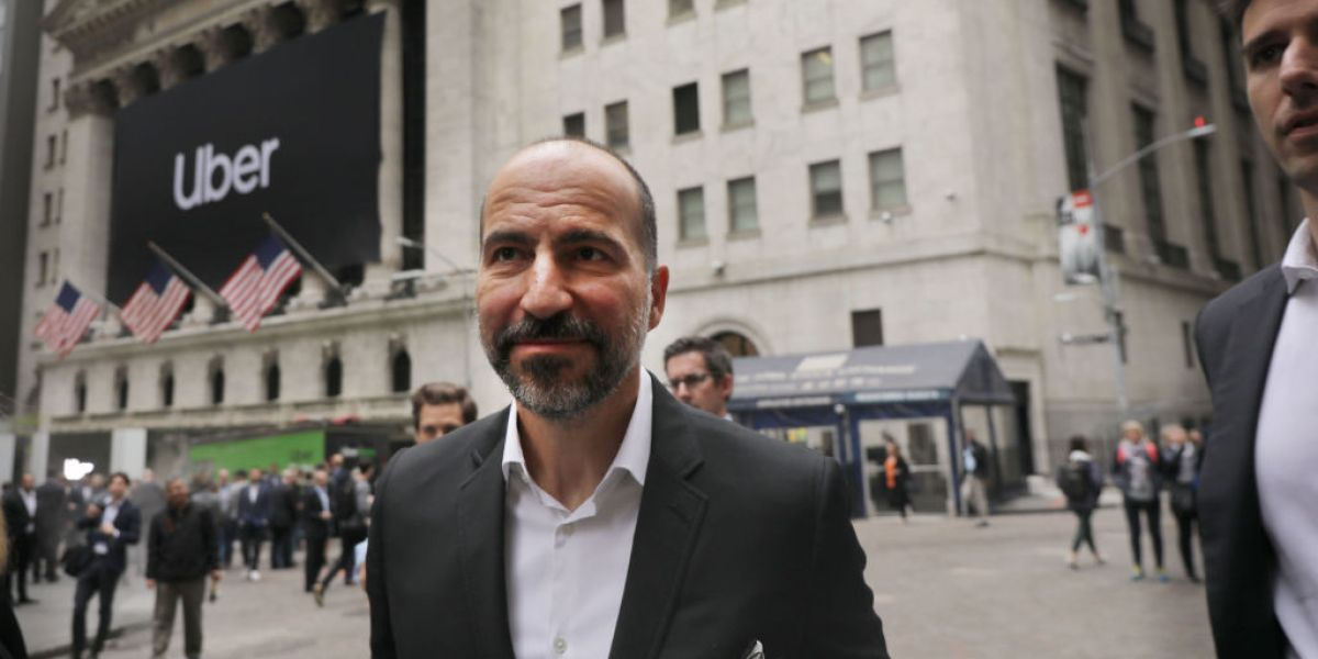 Uber Is One of the Worst Performing IPOs Ever