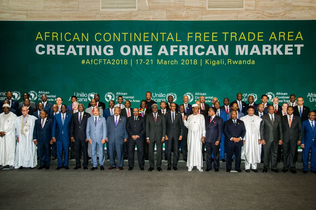 Africa Free Trade Agreement Is Largest Trade Deal Since the