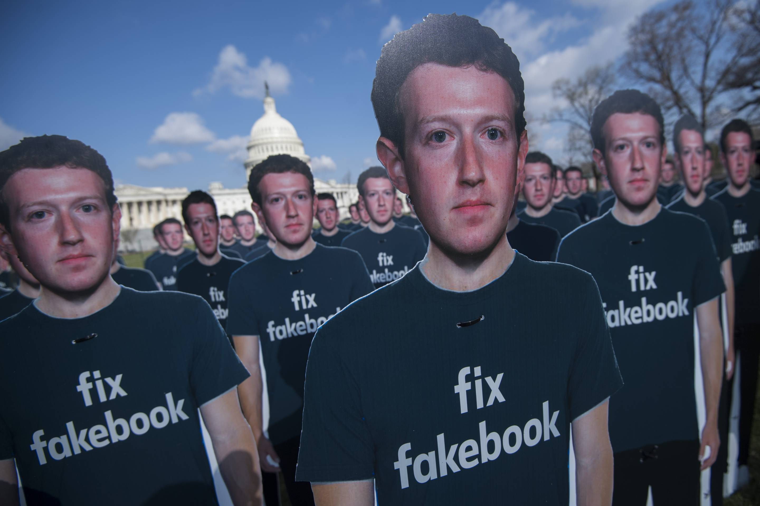 Zuckerberg Cutout