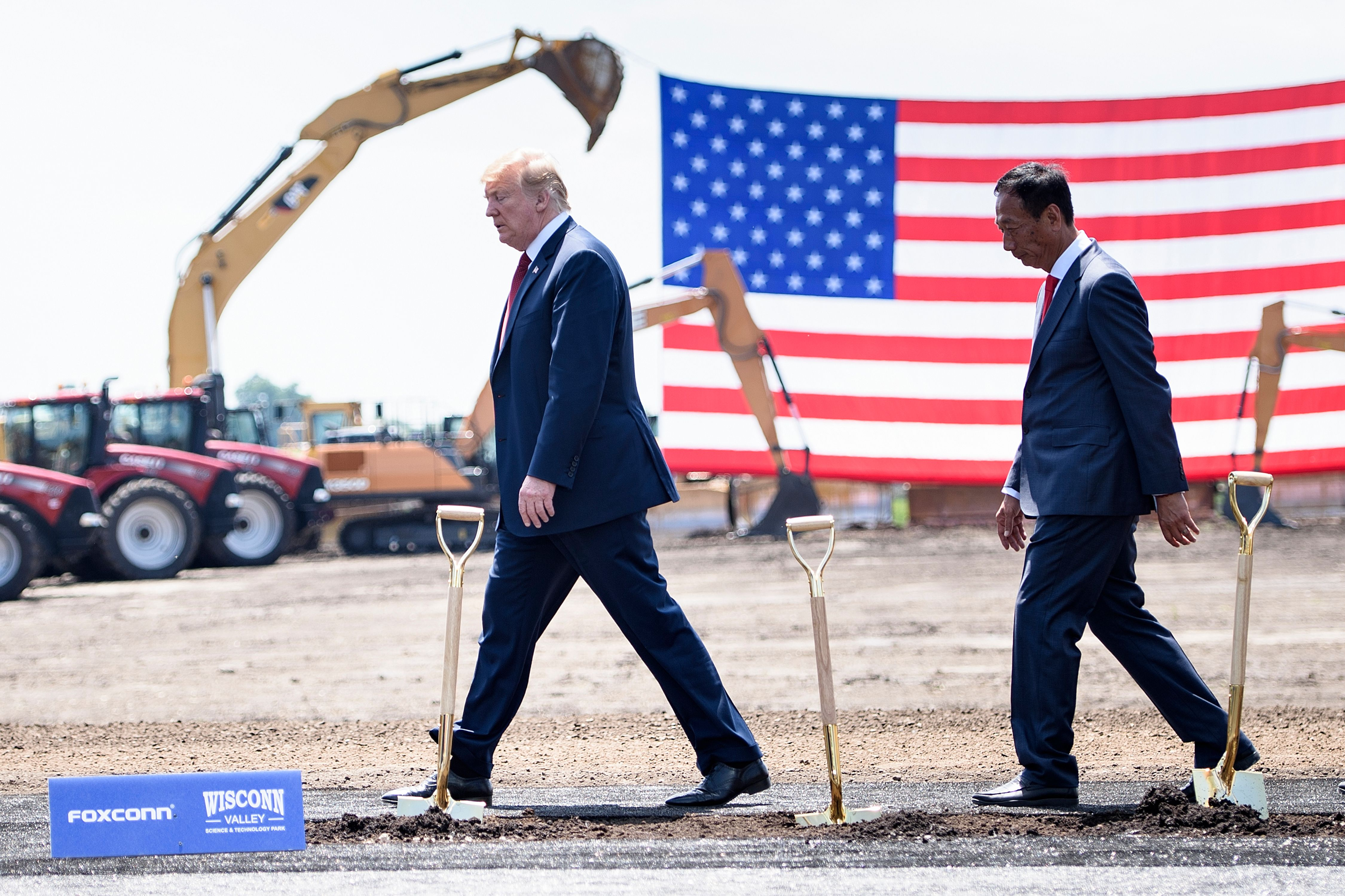 US-POLITICS-ECONOMY-FOXCONN-ENTERPRISES