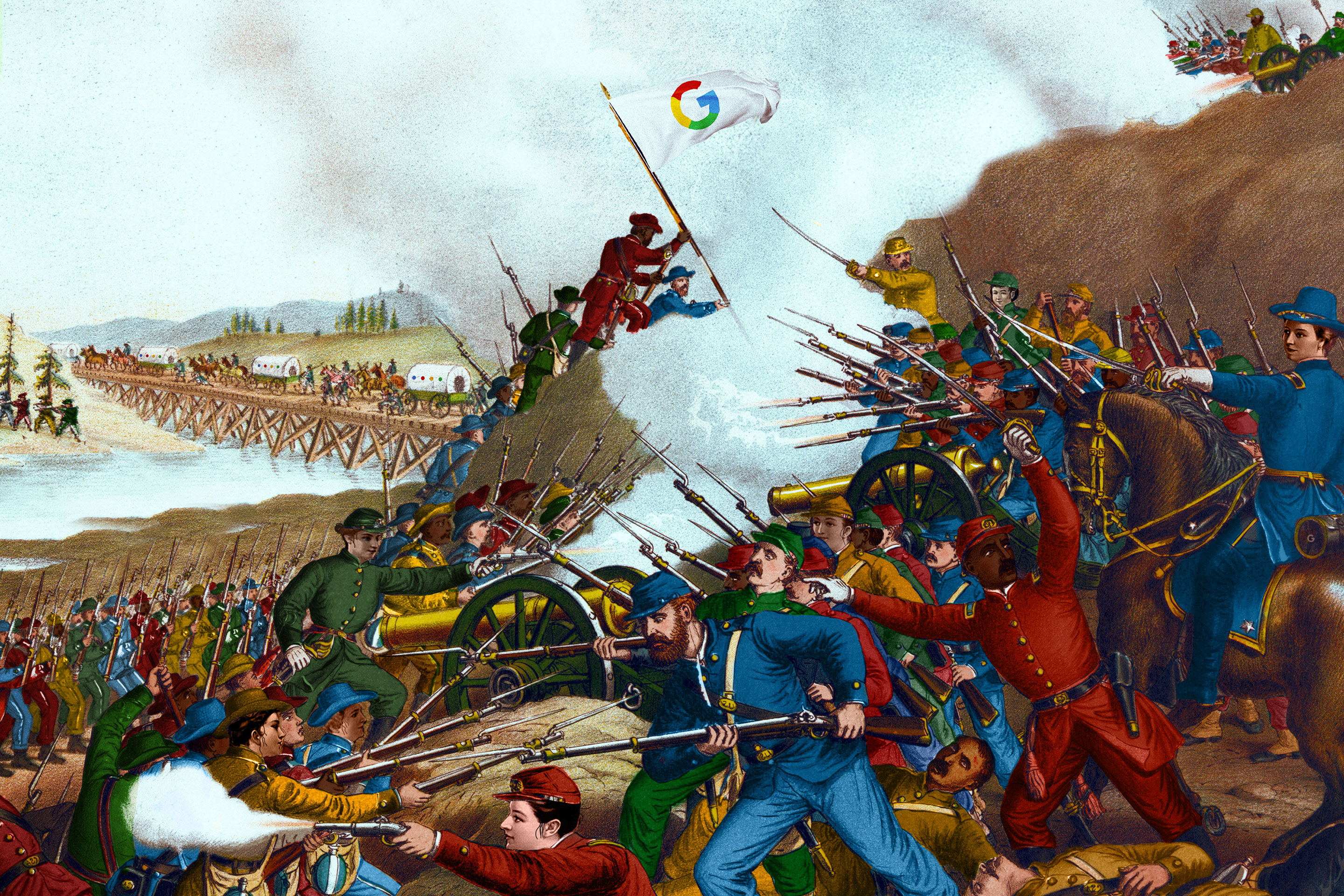Inside Google's Civil War | Fortune