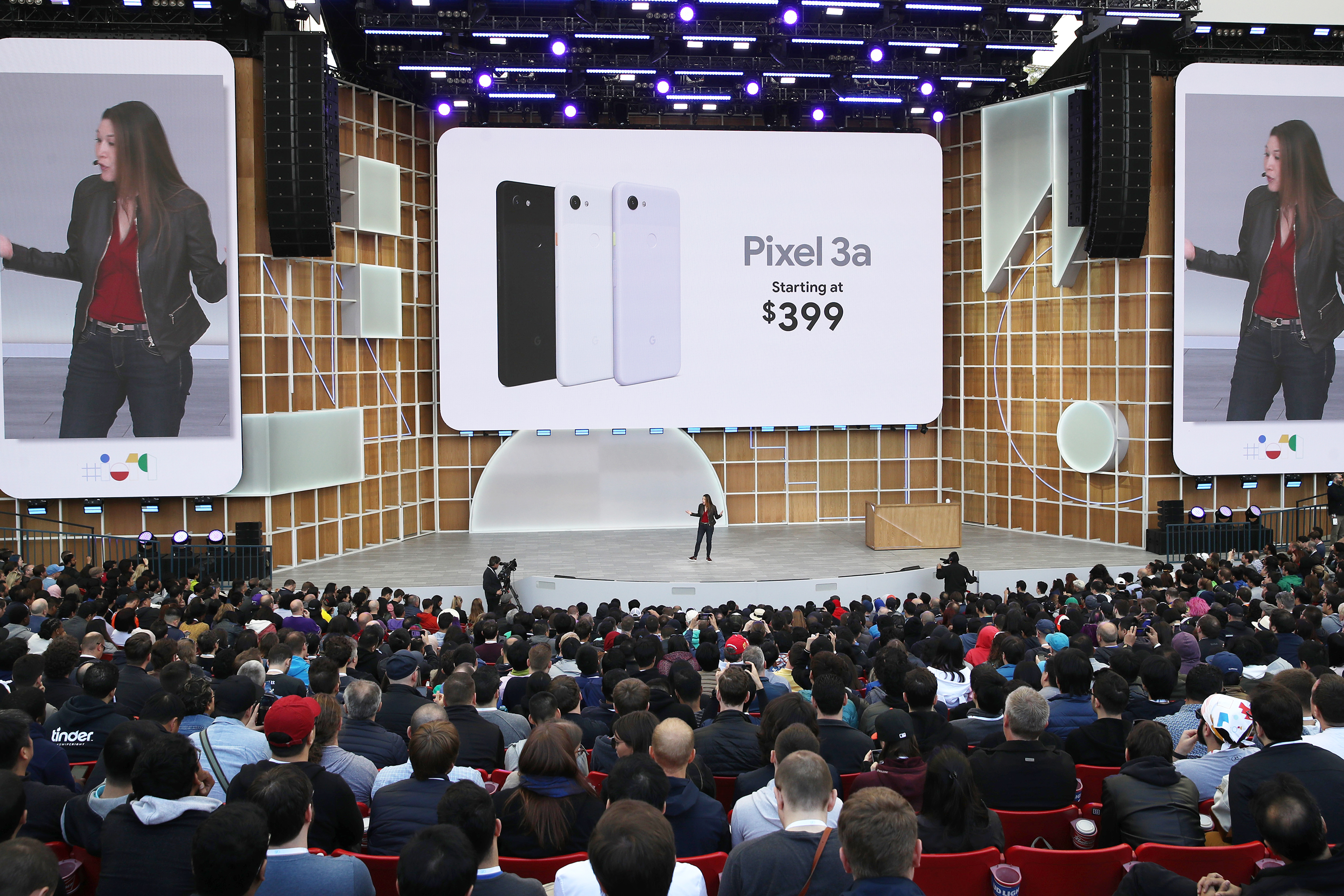 Google Pixel 3A Annual I/O Developers Conference