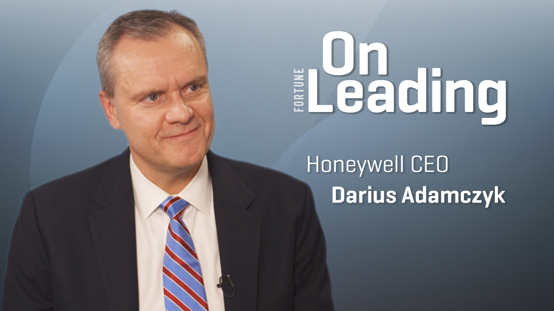 """Honeywell CEO on China Tariffs: """"We're Ready"""" 