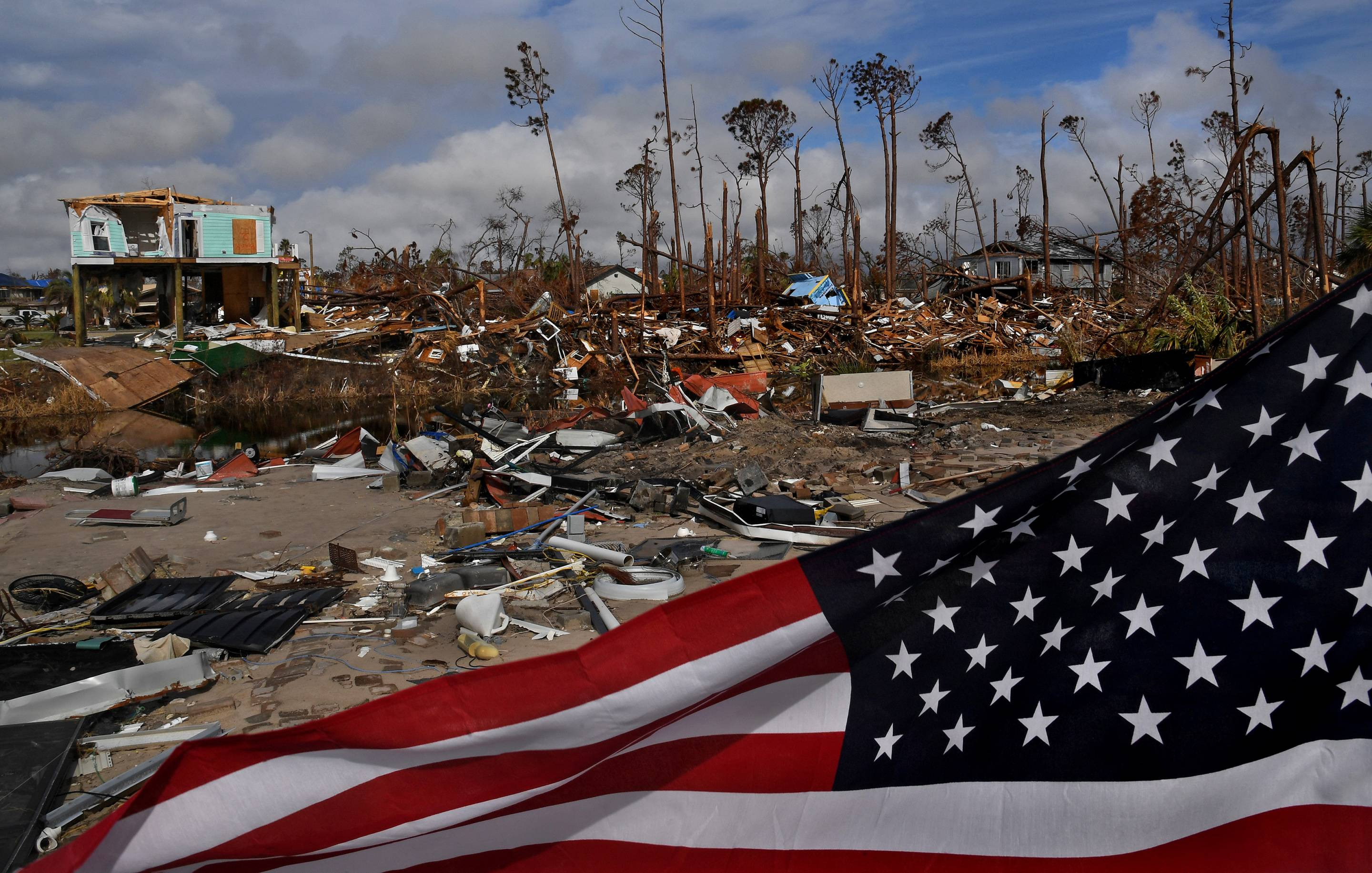One Month Anniversary of Hurricane Michael is on November 11th