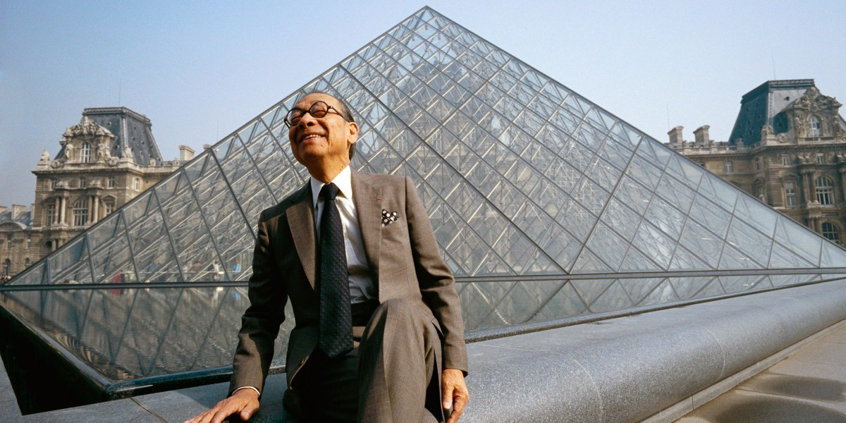 The Masterful Modernism of I.M. Pei
