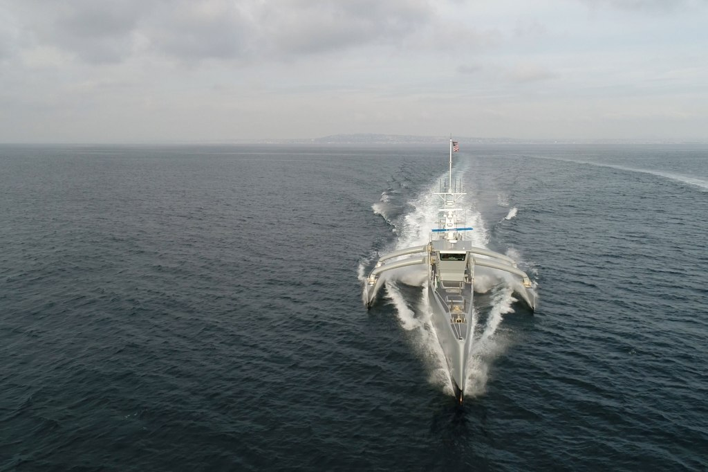 A I , Captain': The Robotic Navy Ship of the Future | Fortune