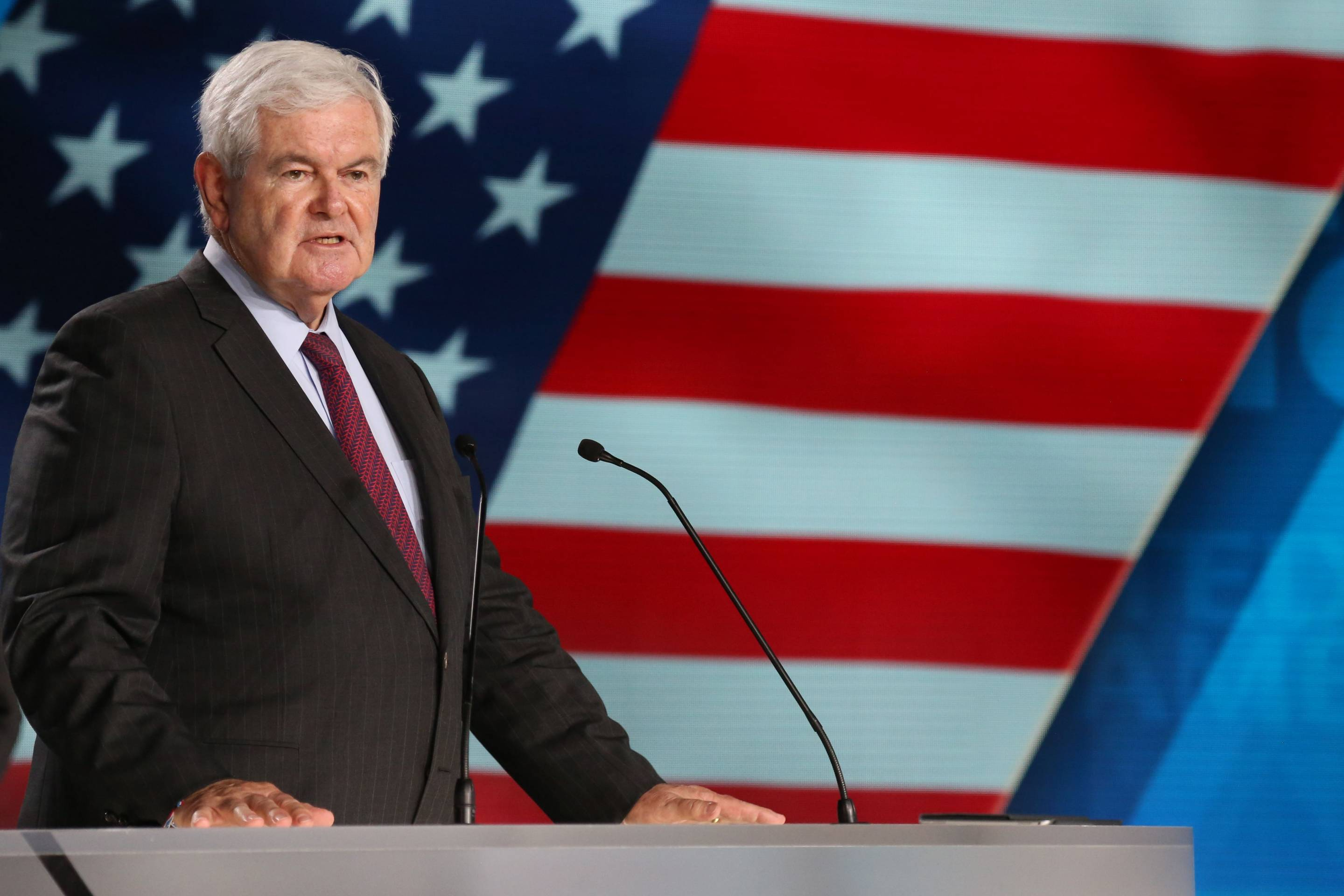 Why Newt Gingrich Has Been Complimenting High-Level Democrats ...