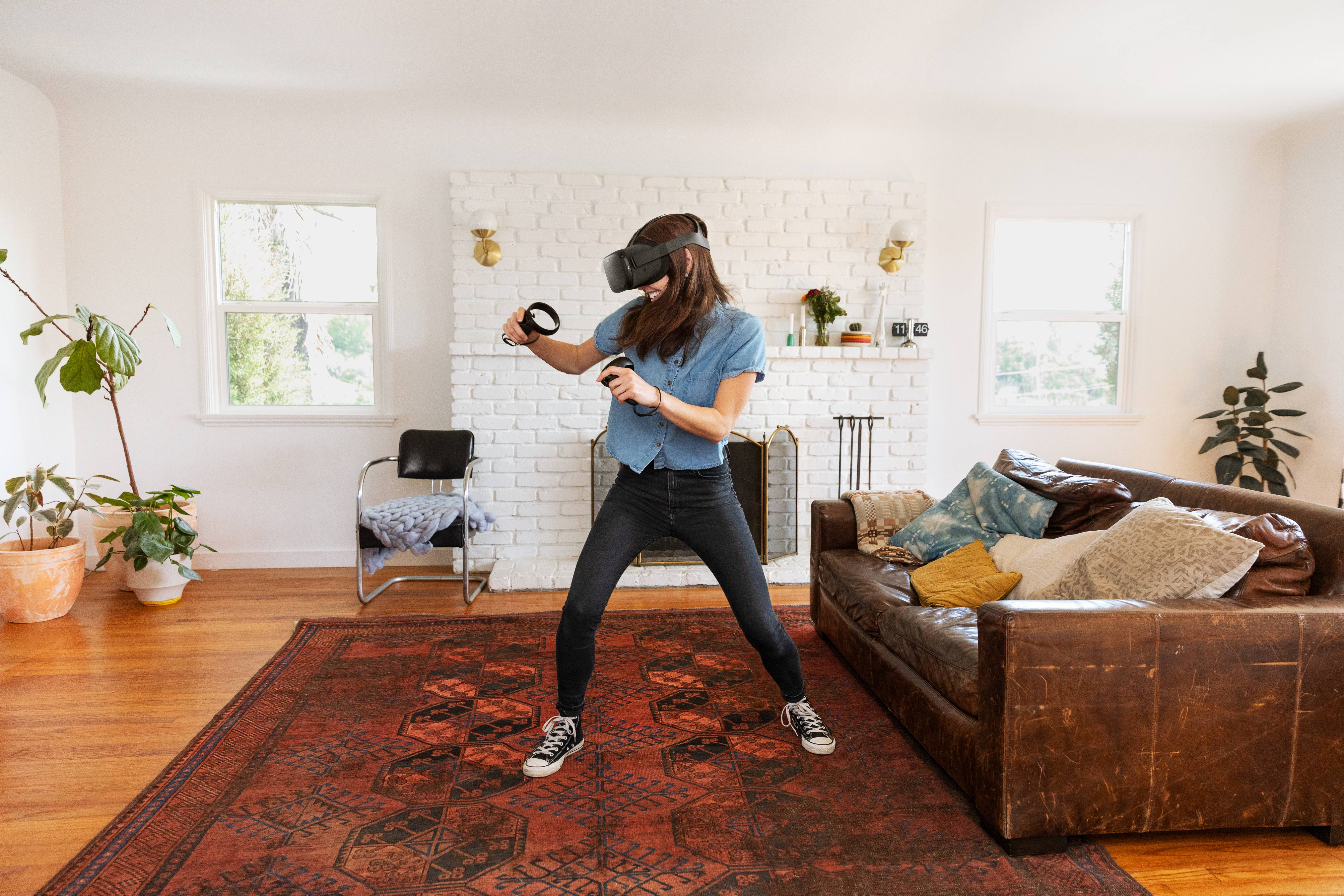Oculus Quest Has Great VR Gaming Without Wires | Fortune