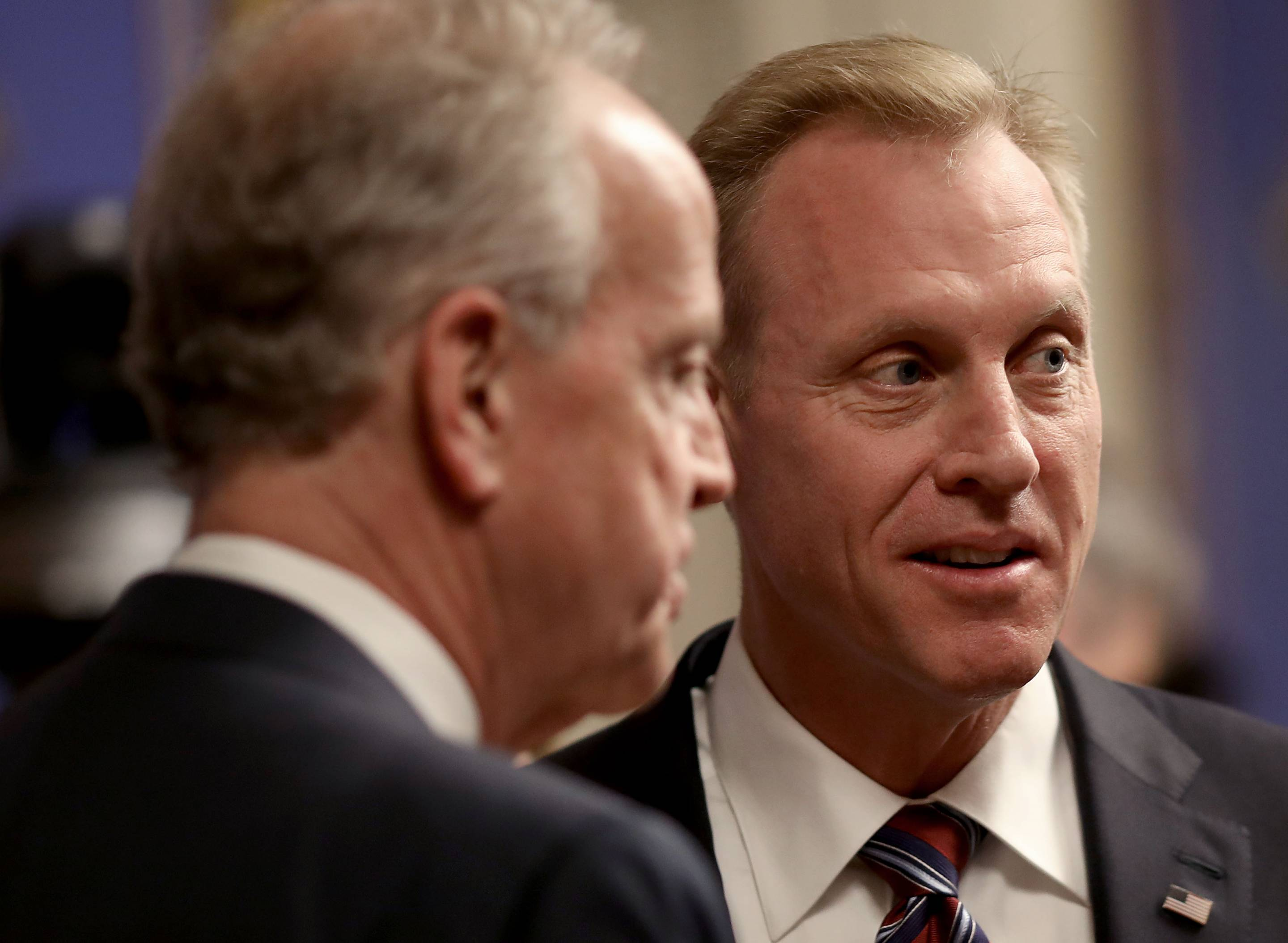 Acting Defense Secretary Shanahan And Joint Chiefs Of Staff Chairman Gen. Dunford Testify Before Senate Appropriations Committee