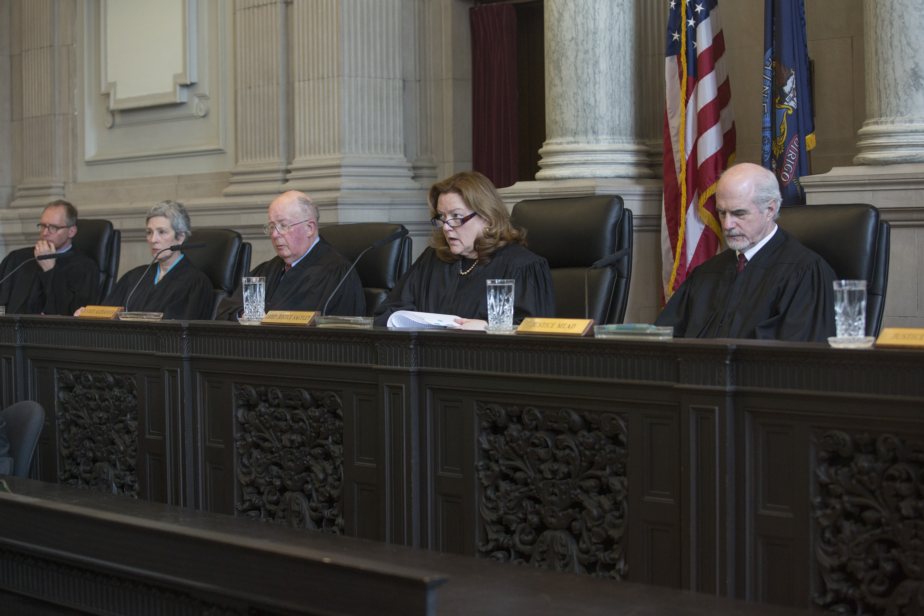 Maine Supreme Judicial Court ranked choice voting