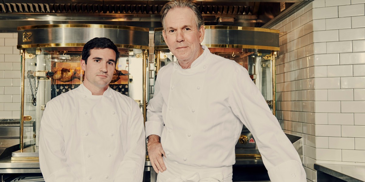 Acclaimed Chef Thomas Keller on Defining Fine Dining and Eating 'Local'