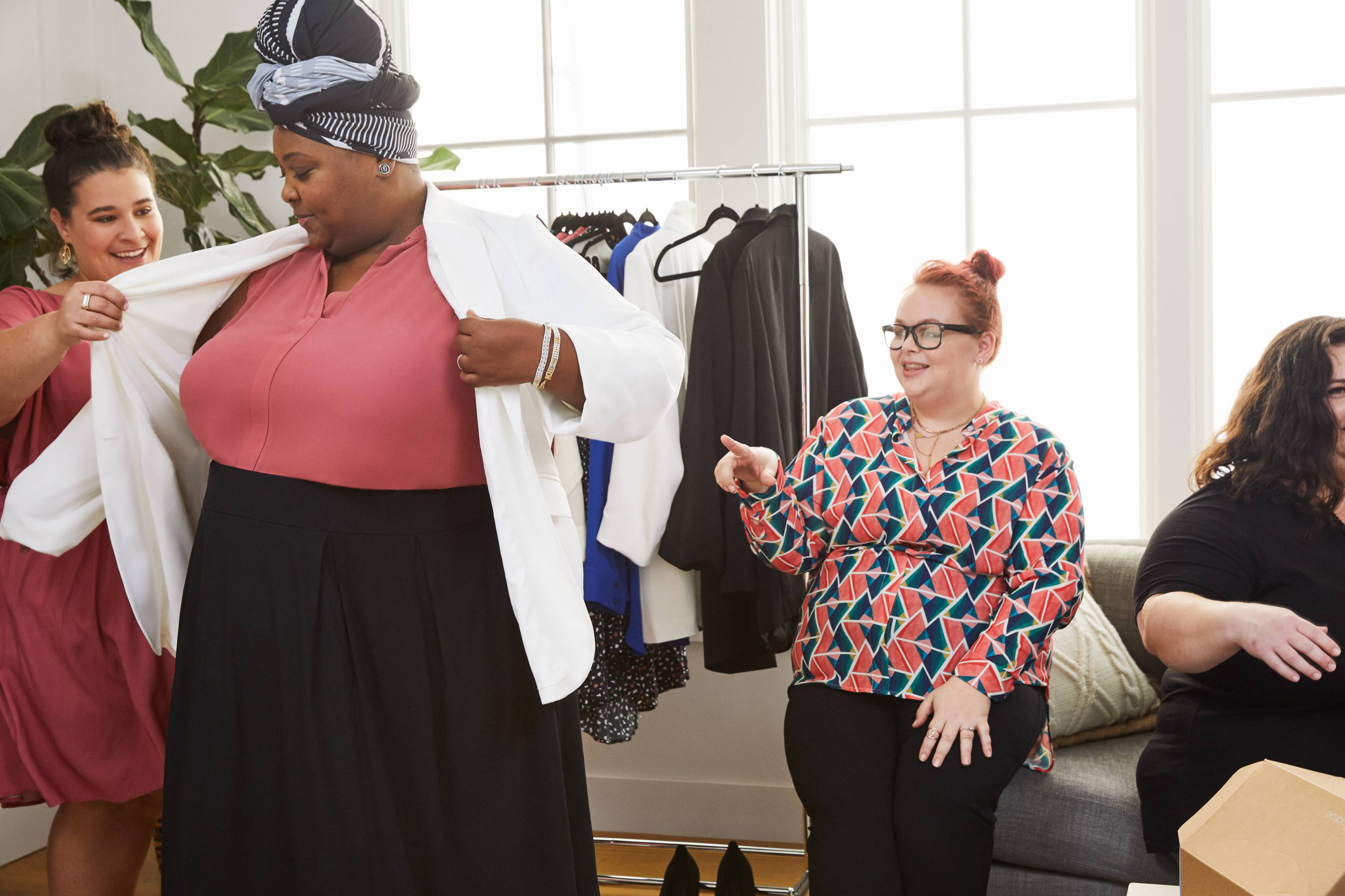 Part & Parcel sells plus-size clothing through independent sellers in a  model intended to overcome some of the drawbacks of multi-level marketing platforms.