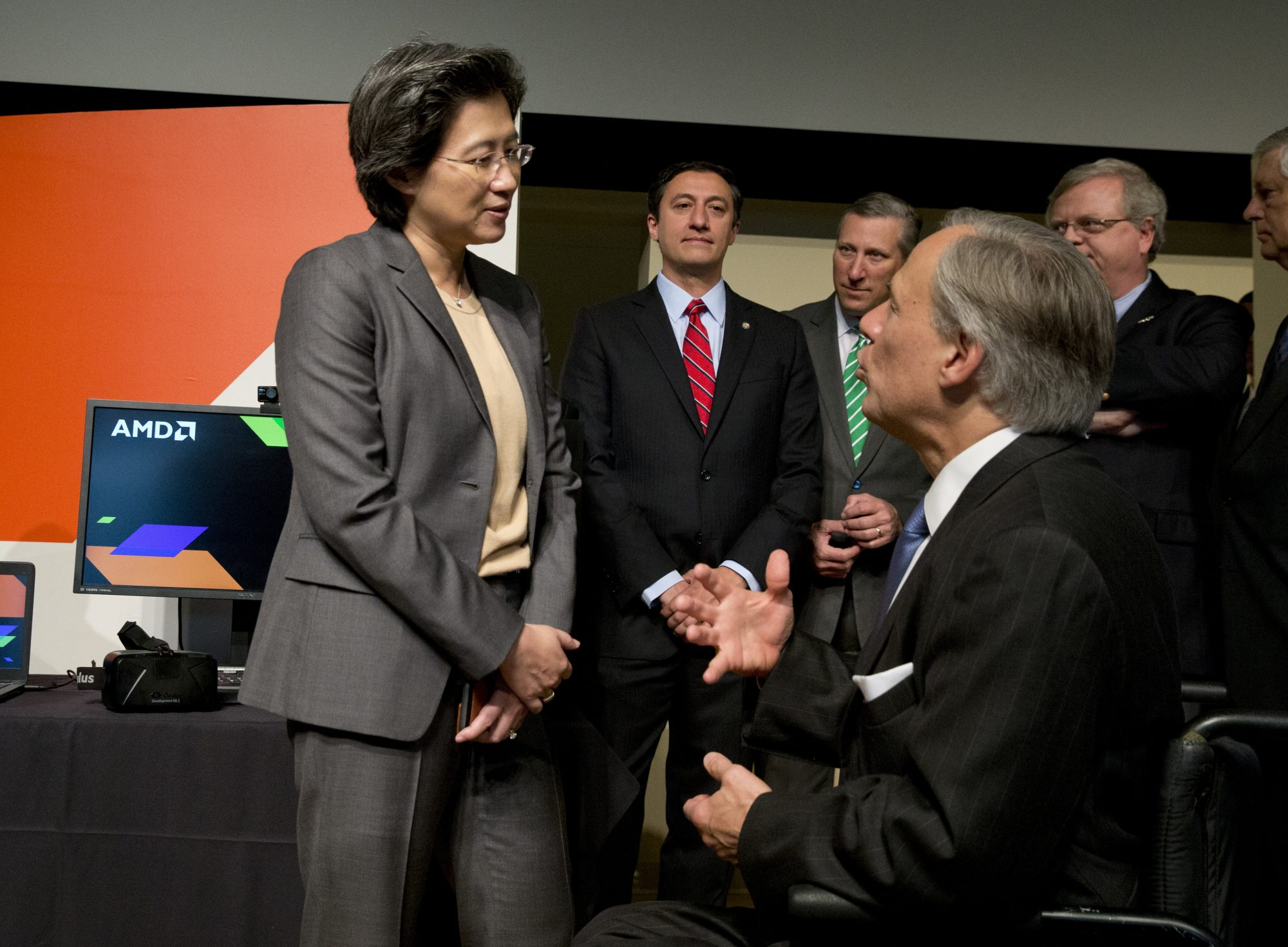 Advanced Micro Devices CEO Lisa T. Su