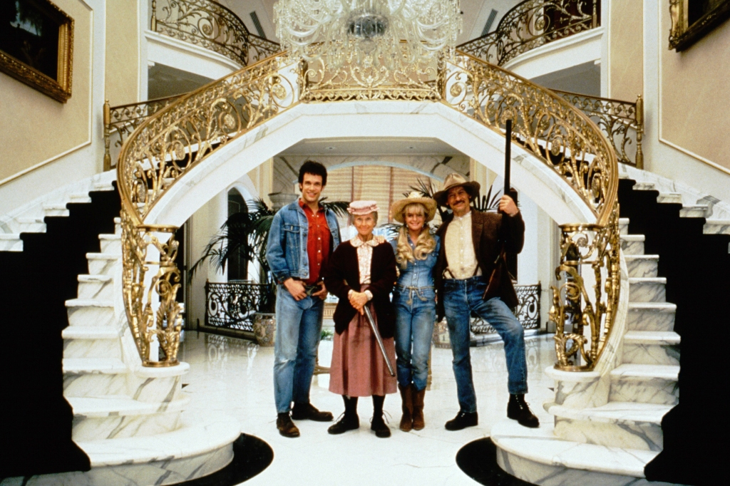 BEVERLY HILLBILLIES Mansion