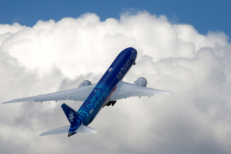 Boeing Air Tahiti Nui Paris Air Show