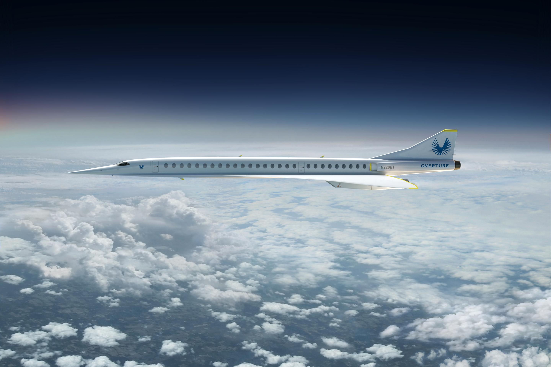 Boom Supersonic 'Overtune'