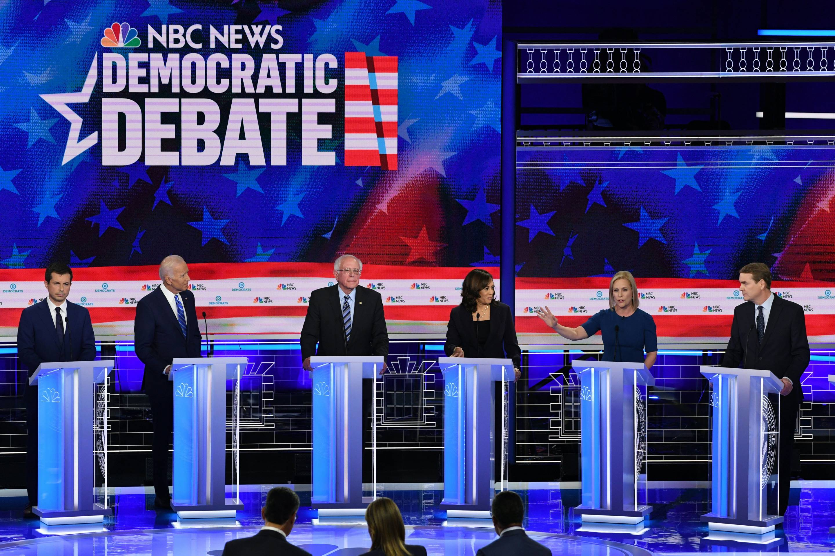 2019 Democratic Debate