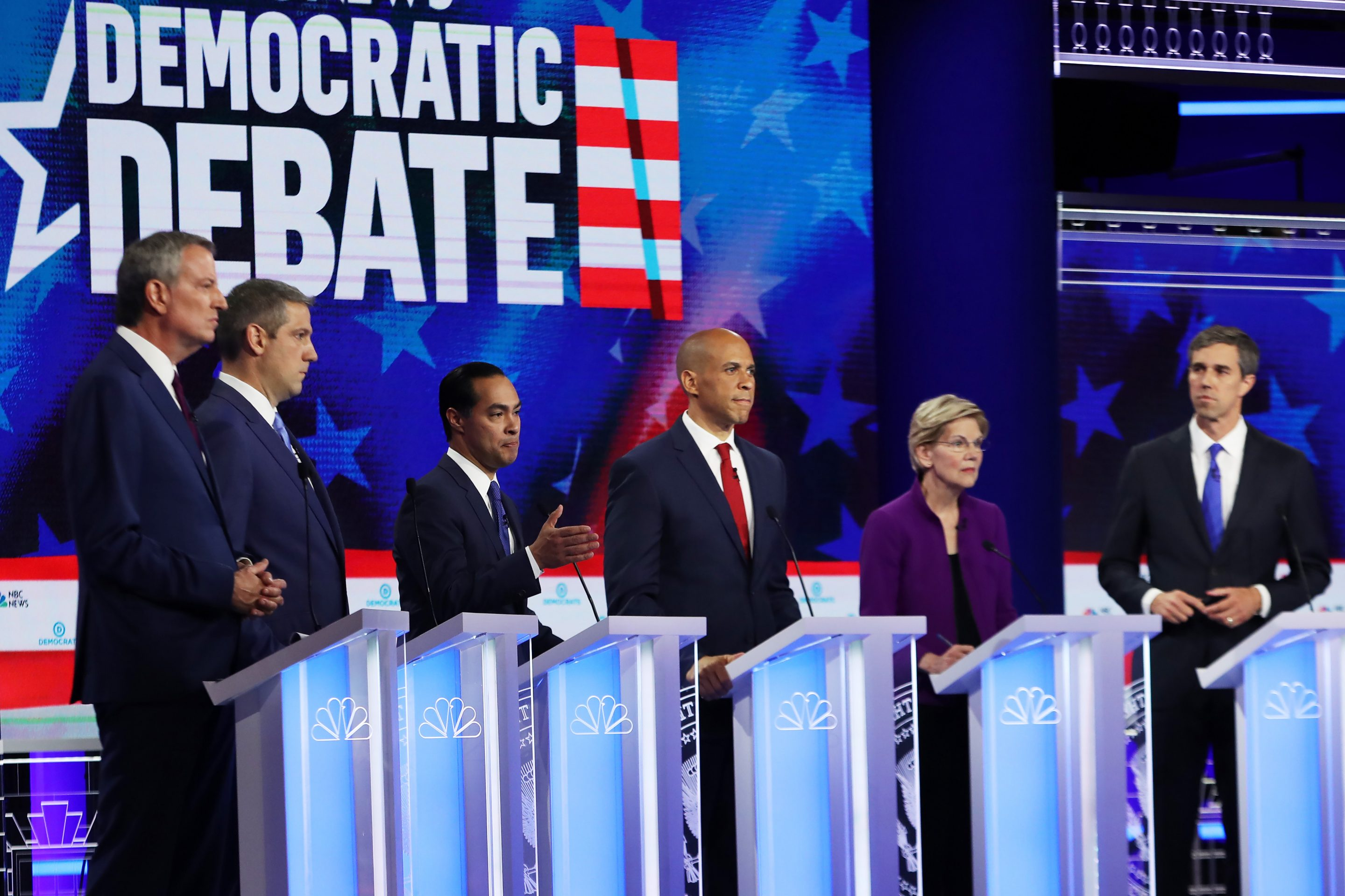 Democratic Candidates Left These 4 Issues Out Of The First