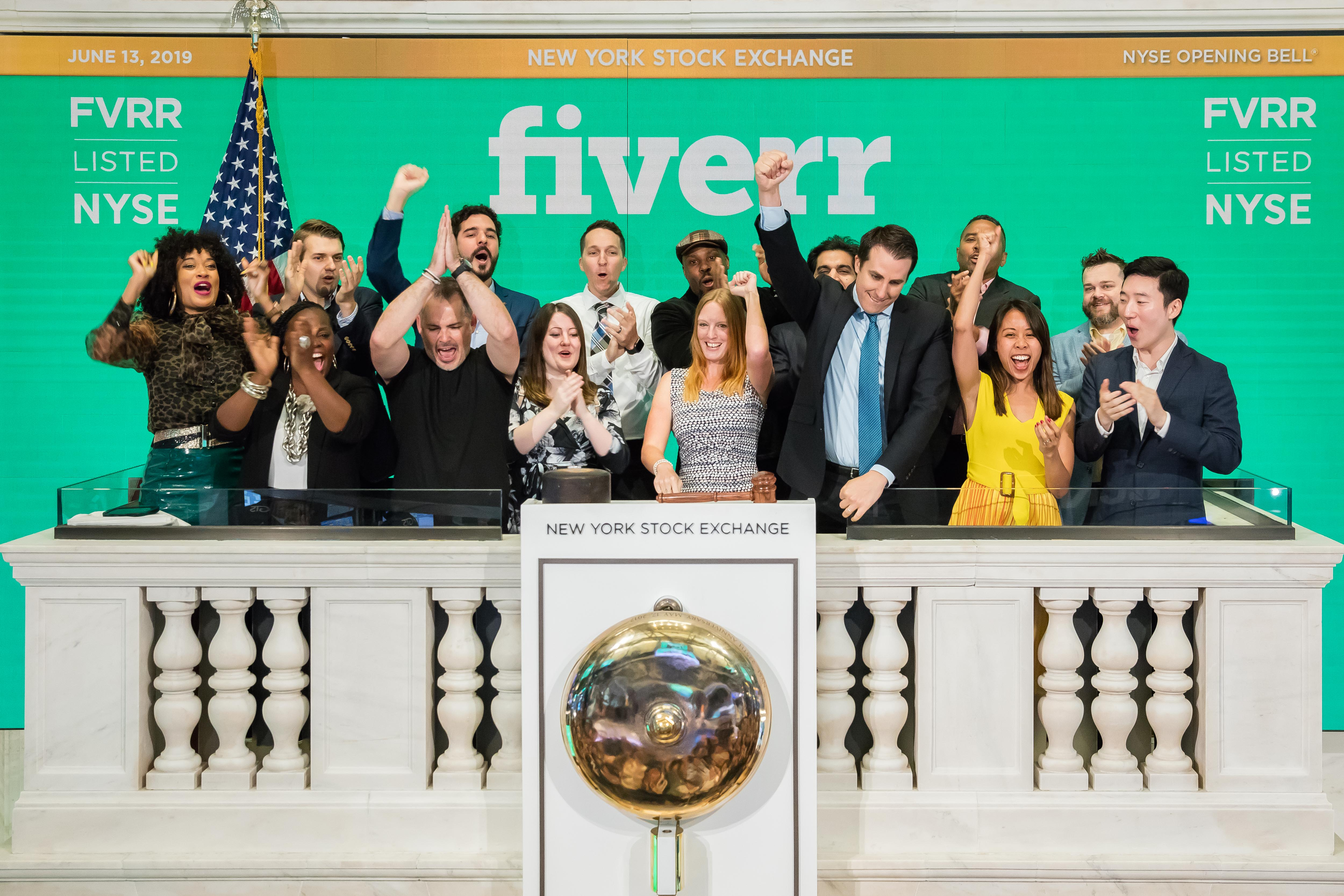 Fiverr IPO NYSE