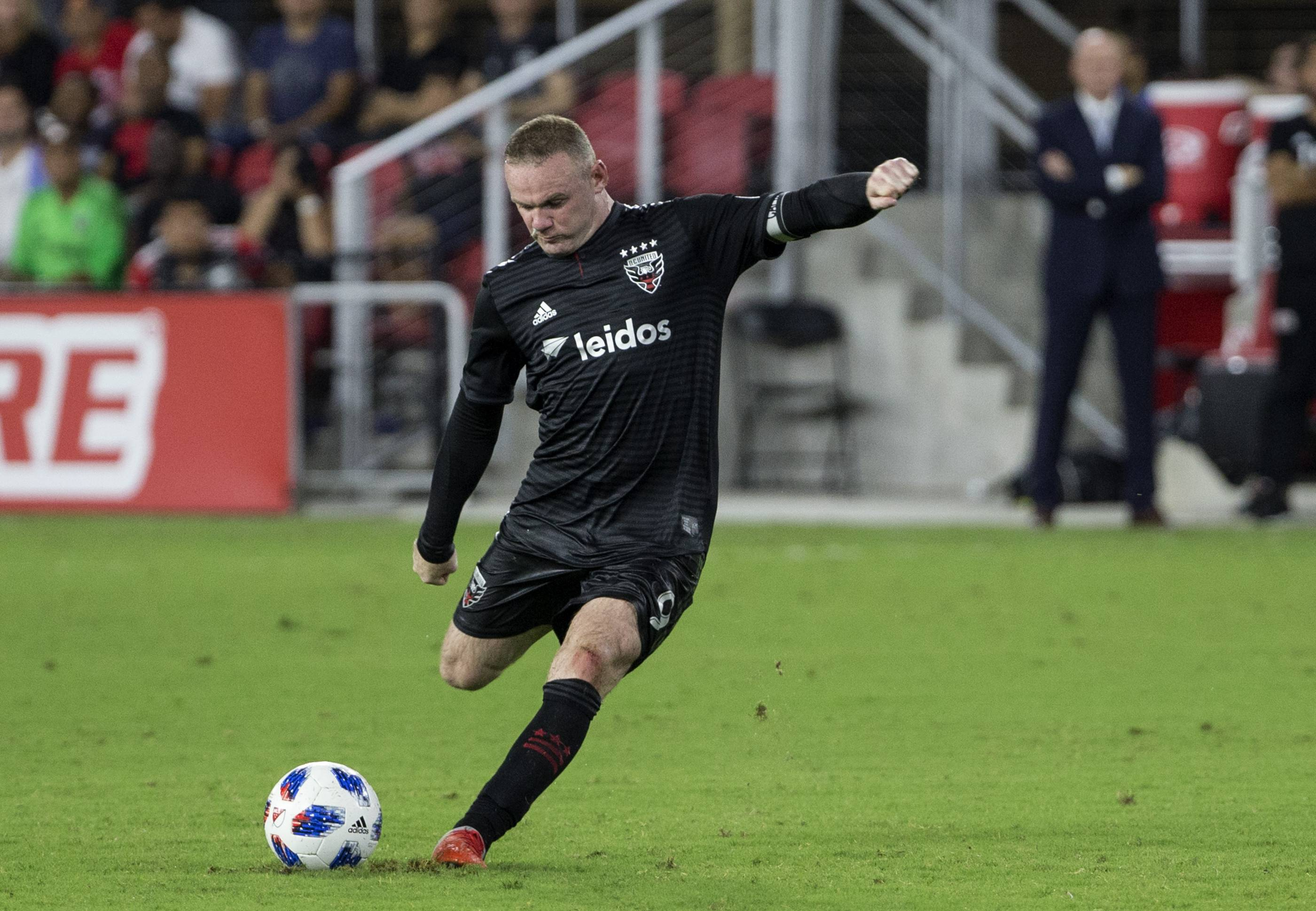 SOCCER: AUG 19 MLS - New England Revolution at DC United