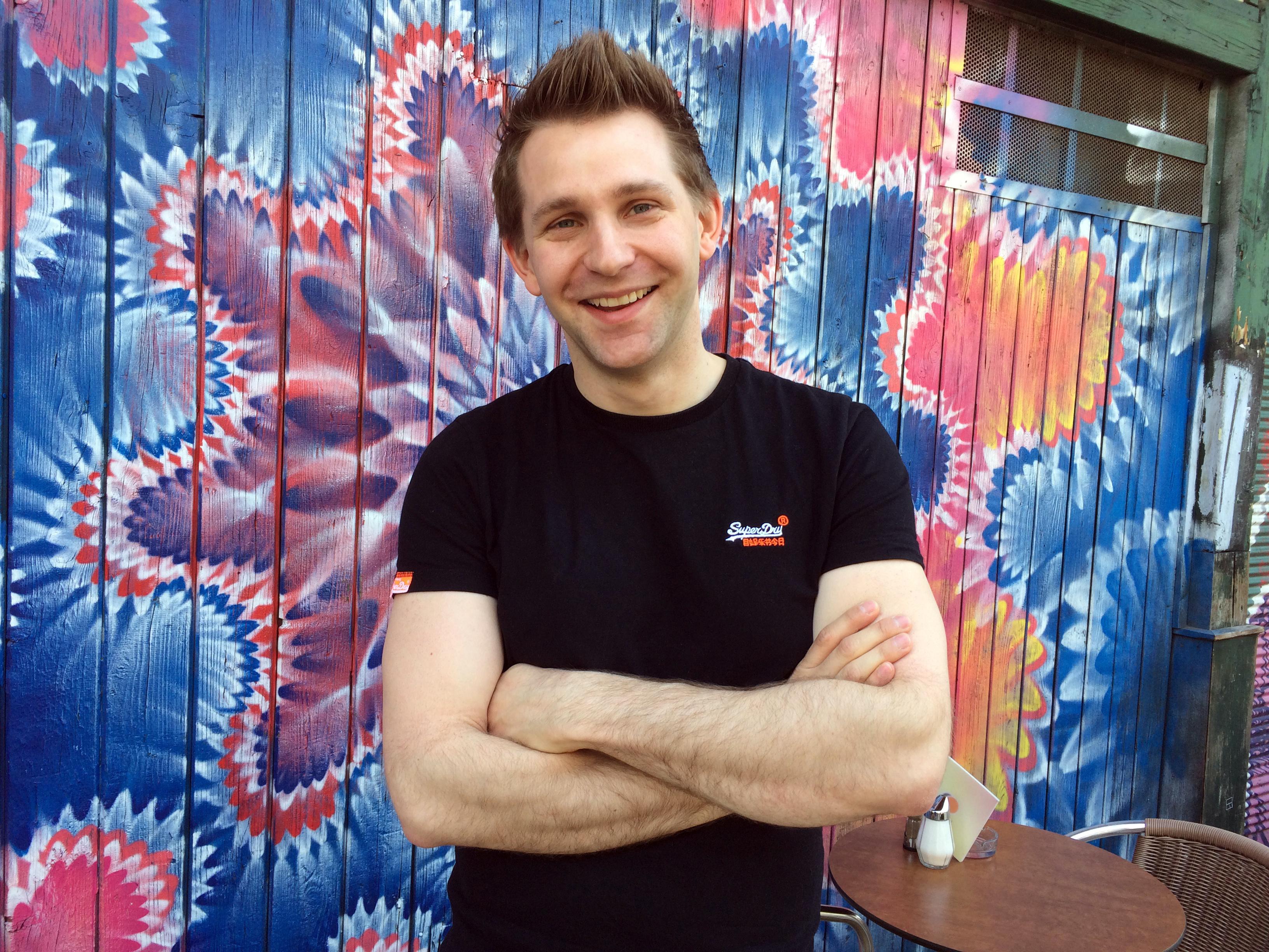 Privacy campaigner Max Schrems