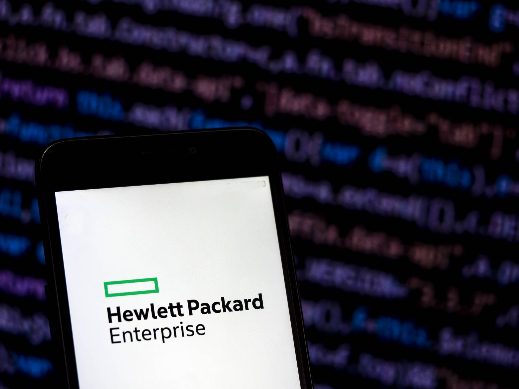 Hewlett Packard Enterprise wants to go big on subscriptions and software.