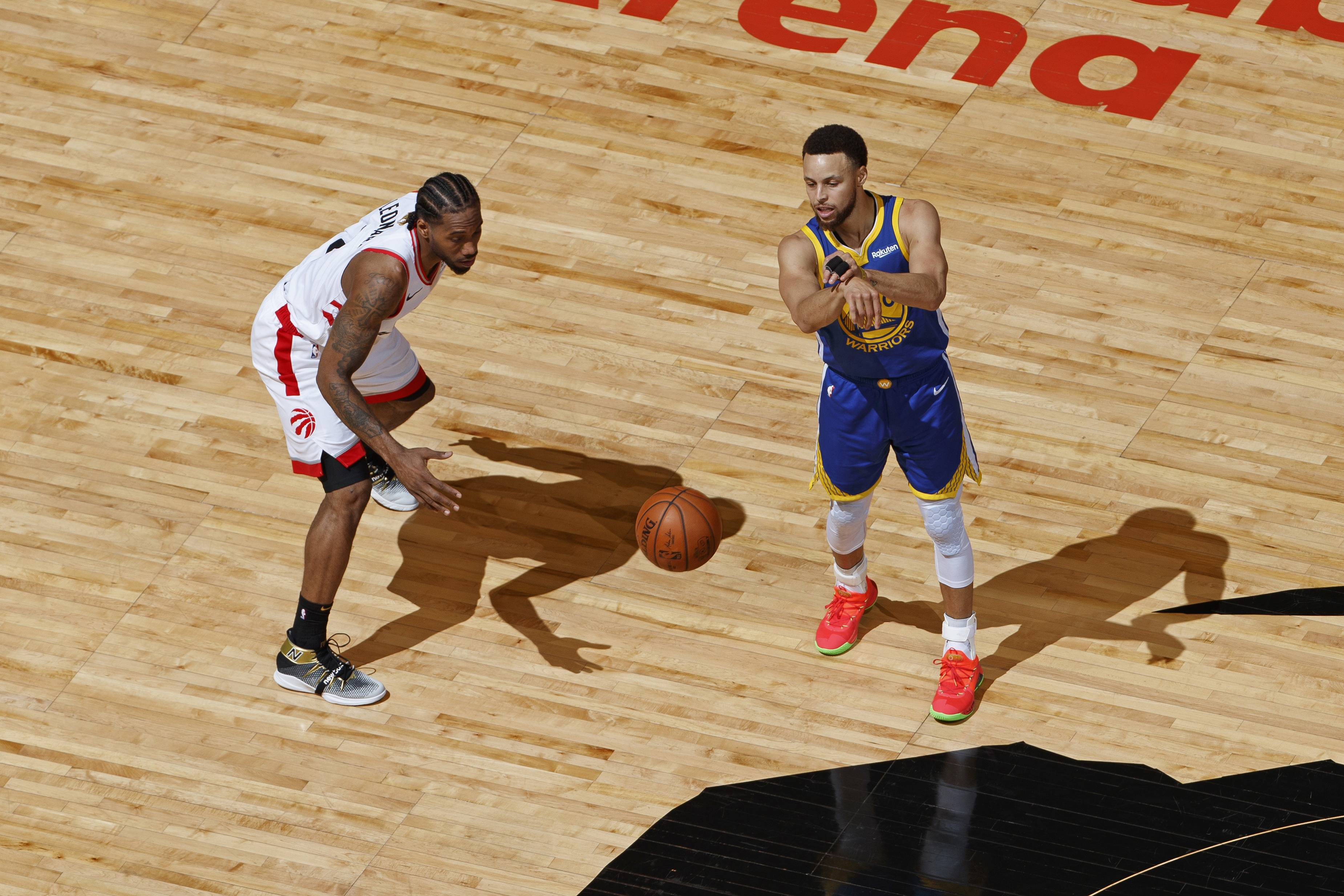 2019 NBA Finals - Golden State Warriors v Toronto Raptors